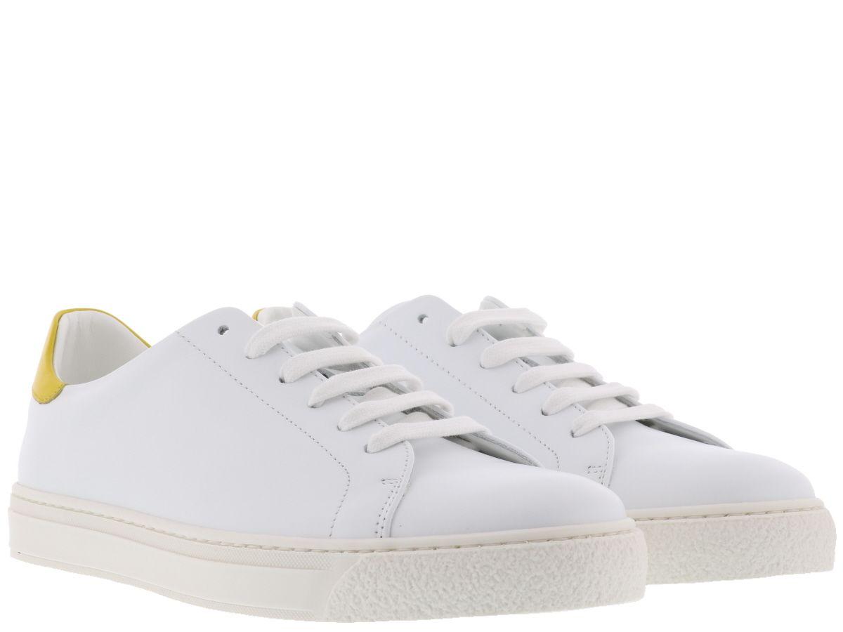 Anya Hindmarch Tennis Sneakers