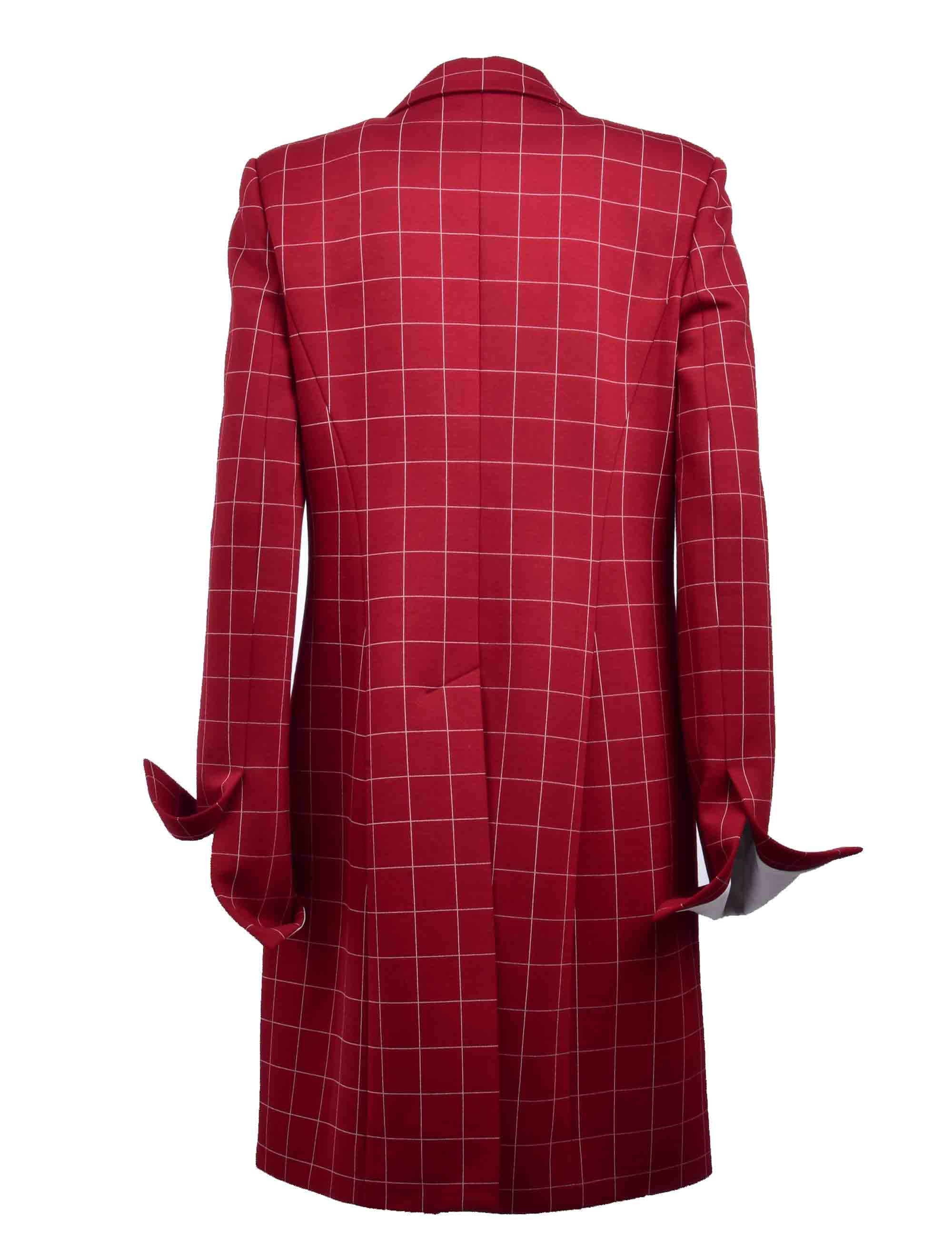 Jamie Wei Huang CHECKED COAT
