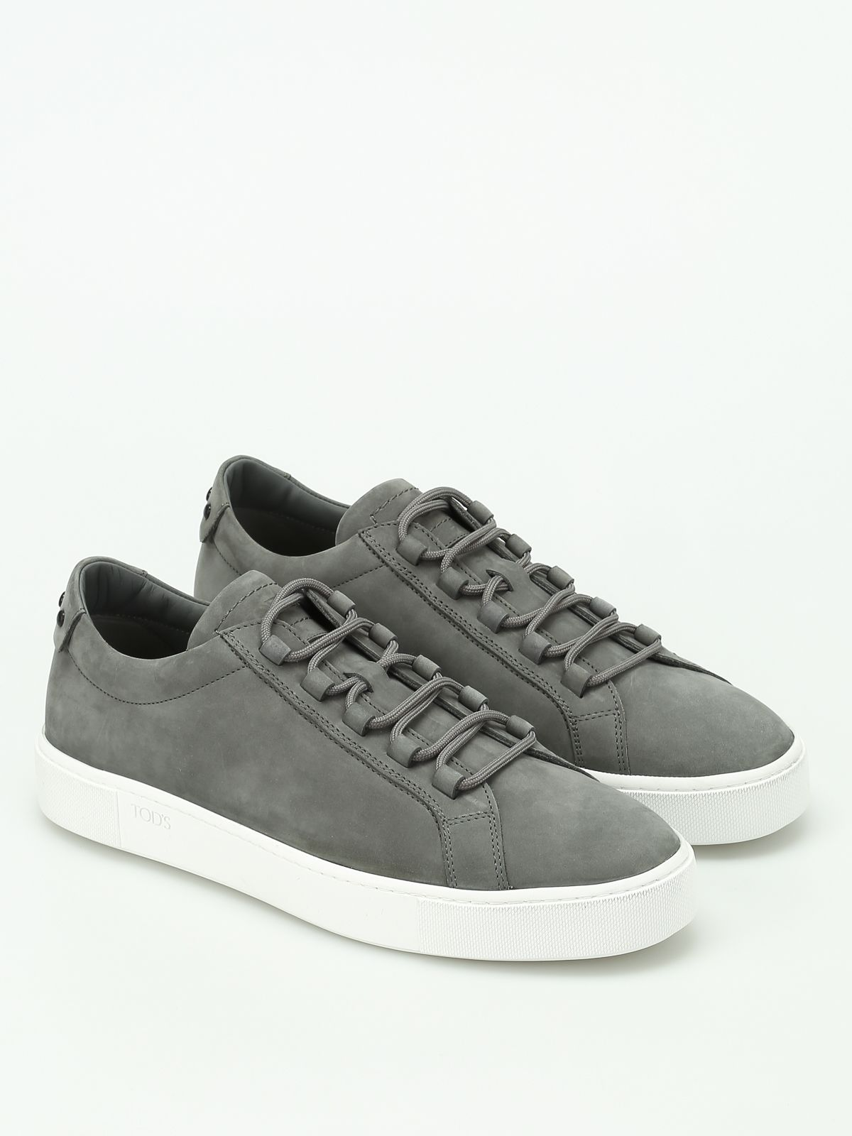 Soft Nubuck Sneakers