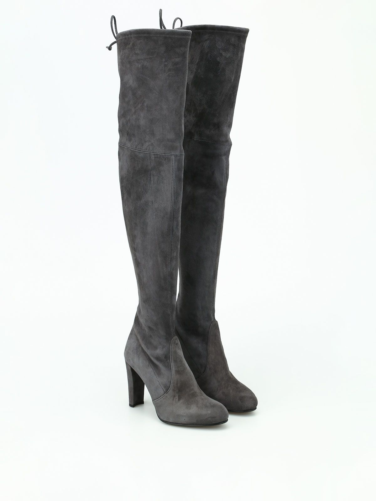 Highland Over-the-knee Suede Boots