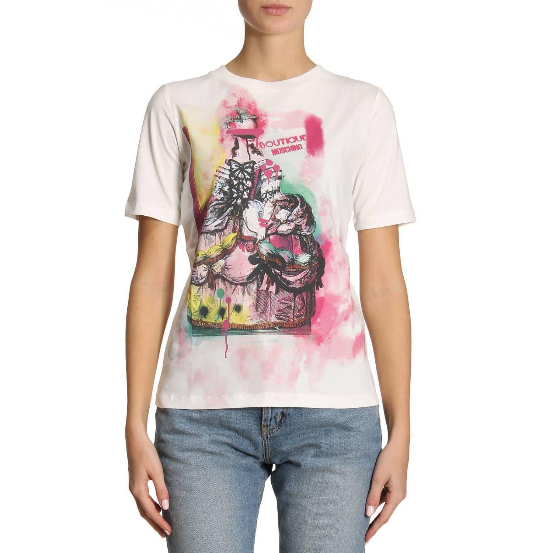 T-shirt T-shirt Women Boutique Moschino