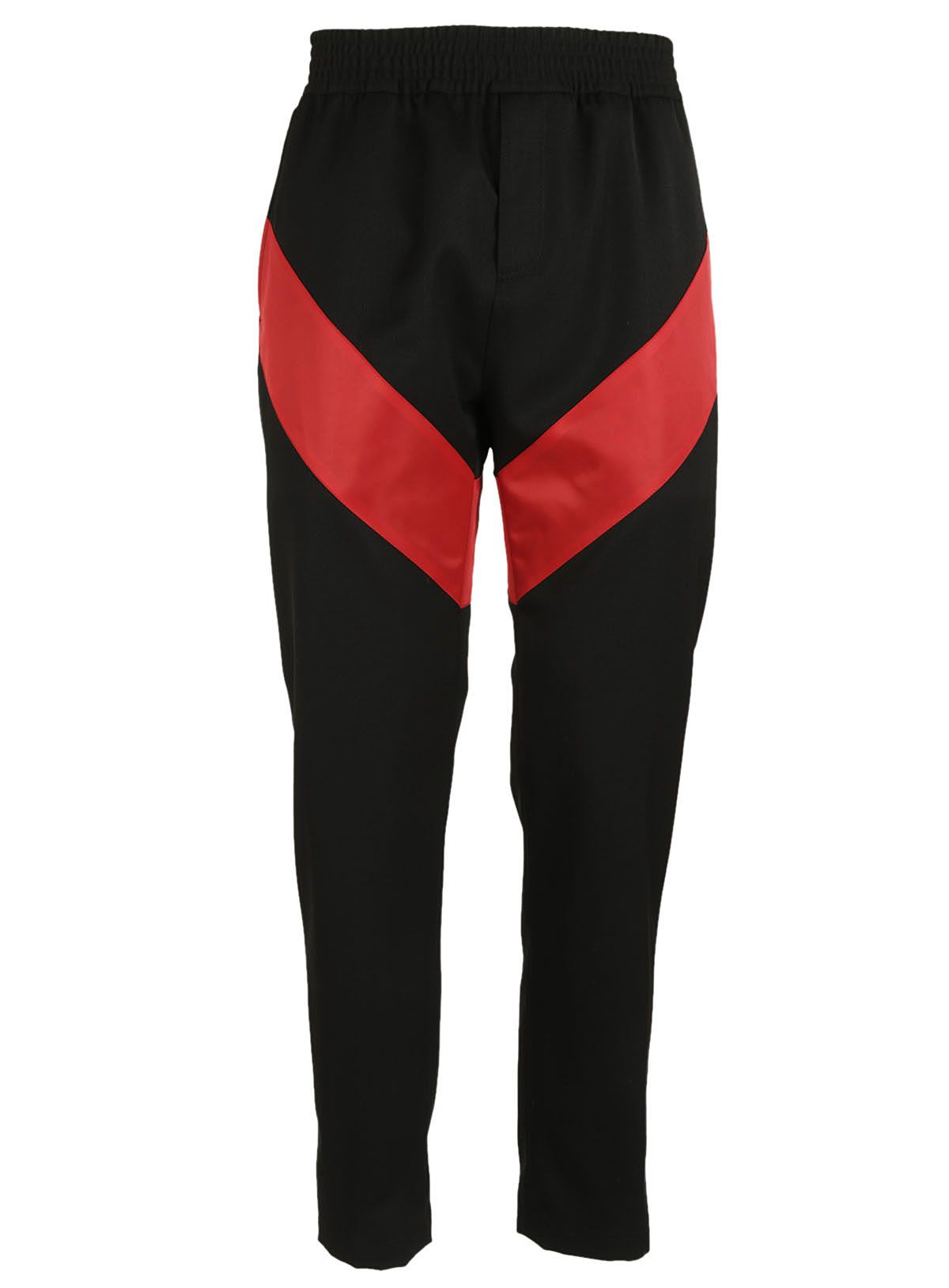 Givenchy Givenchy Geometric Panel Trousers