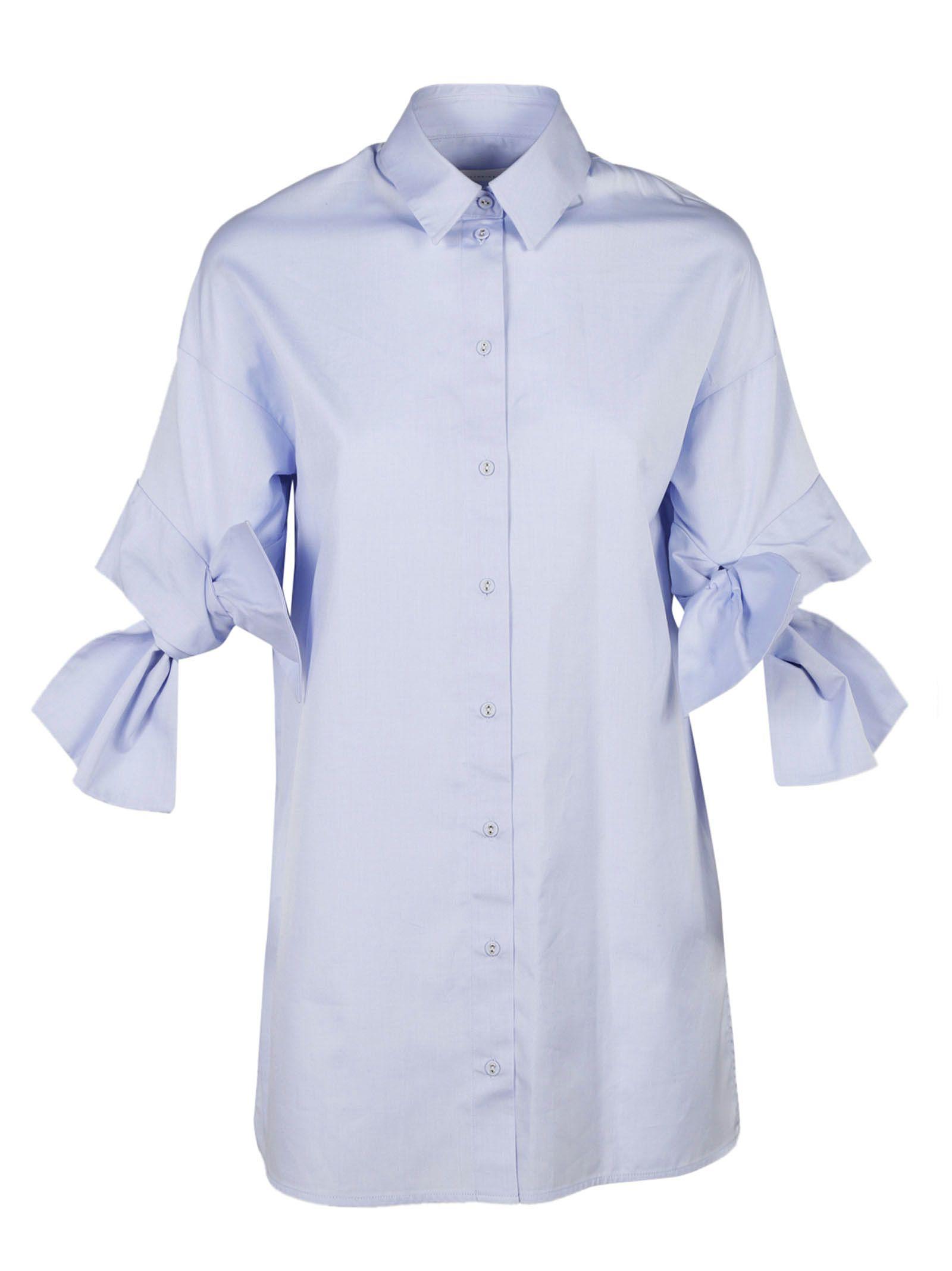 Victoria Beckham Bow Sleeve Shirt