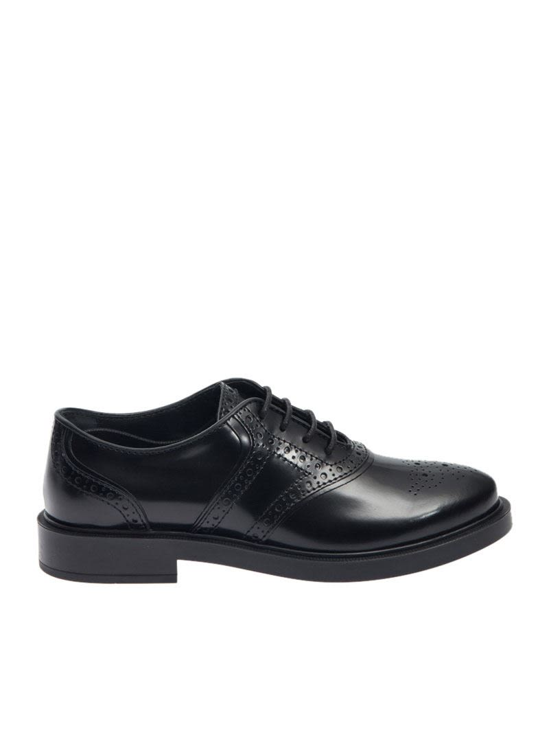 Tods Classic Derby Shoes