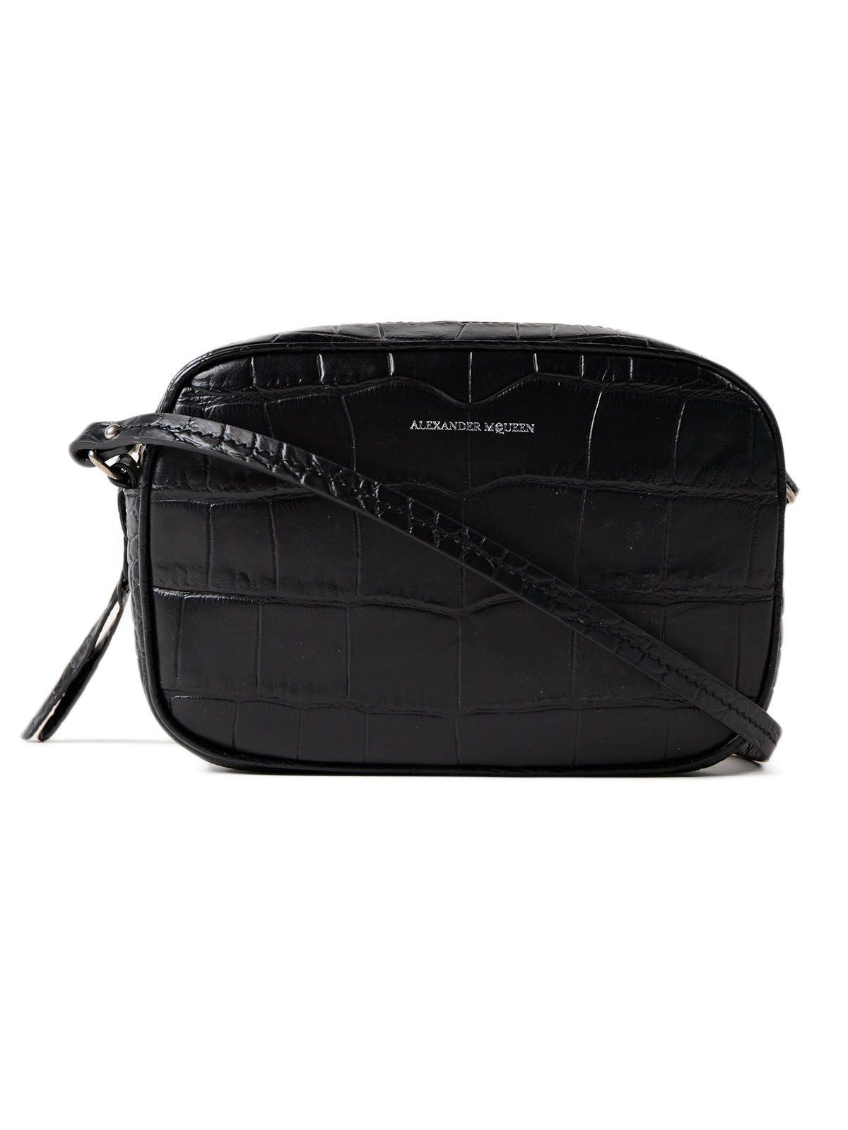 Alexander McQueen Small Camera Bag