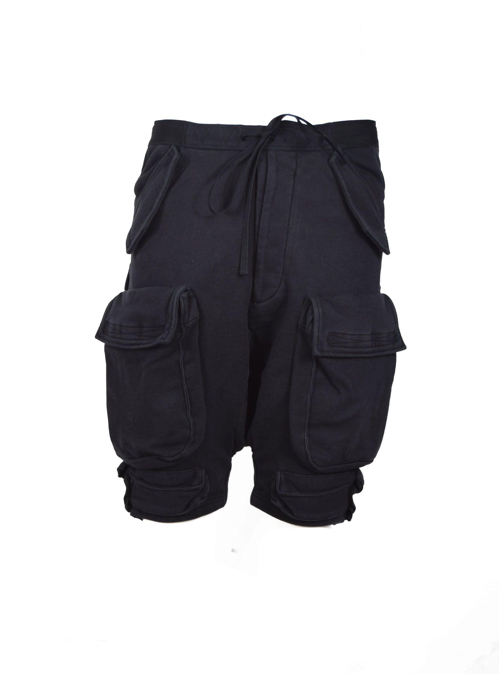 Ben Taverniti Unravel Project Cargo Pocket Track Shorts