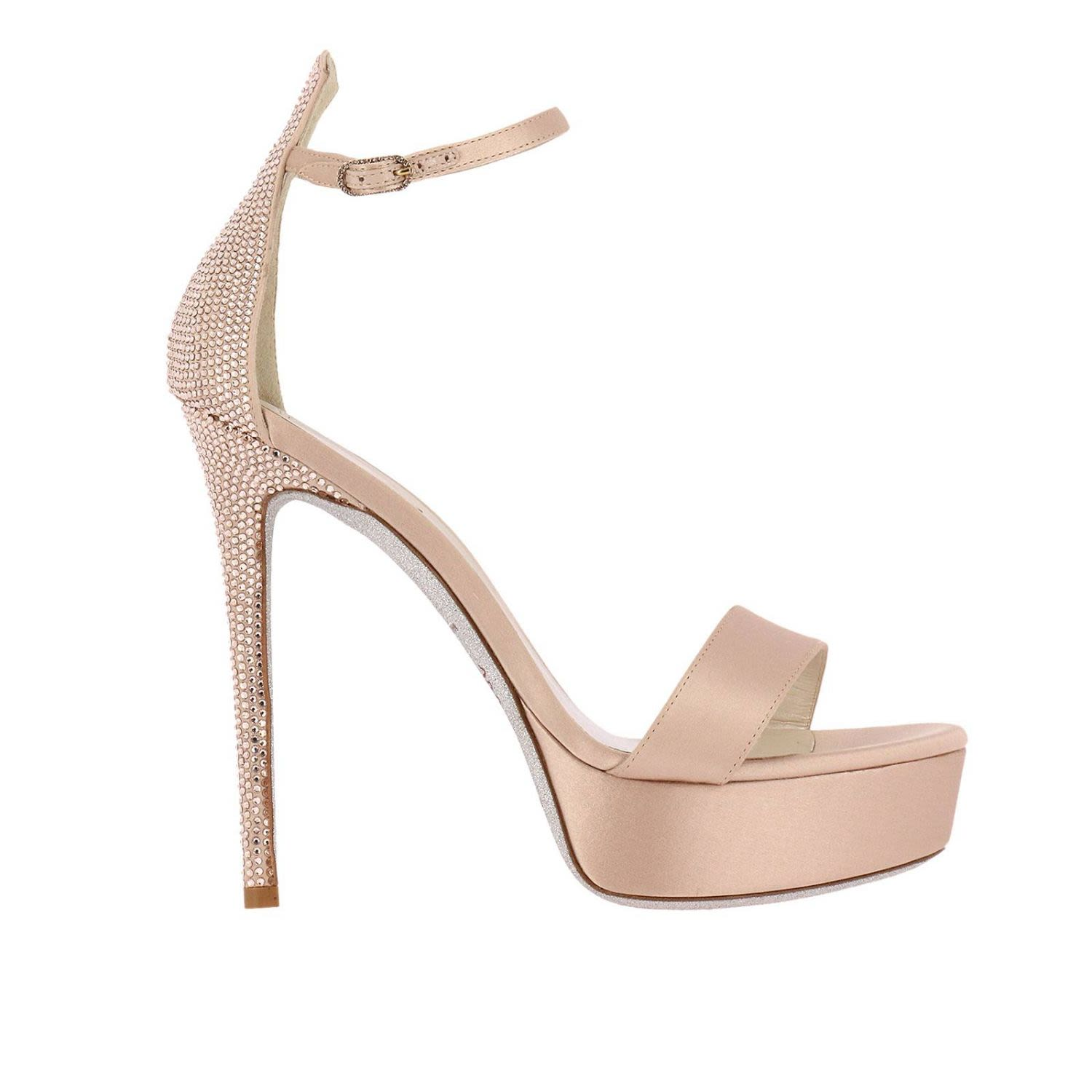 Heeled Sandals Shoes Women Rene Caovilla