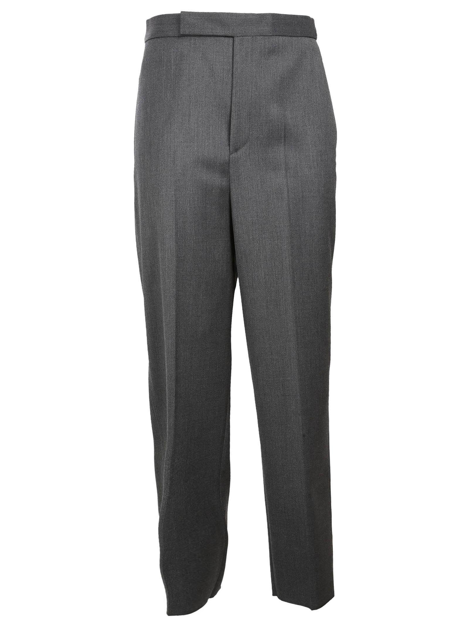 Neil Barrett Wide Leg Trousers