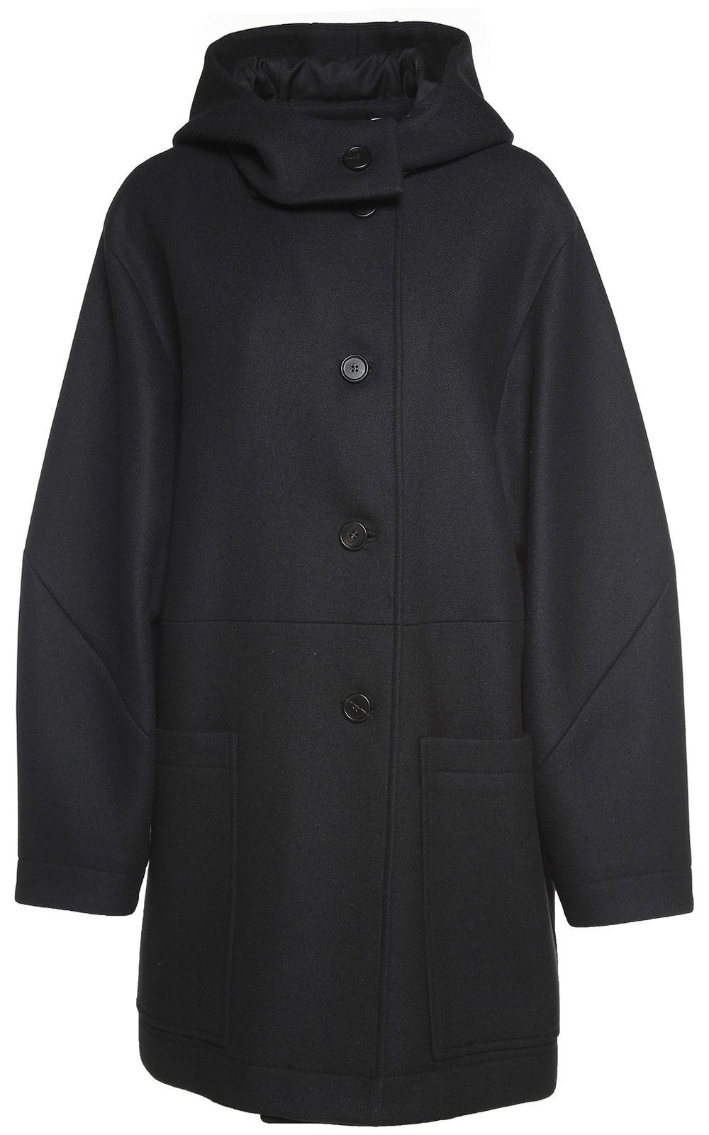 Marni Felted Wool-blend Coat