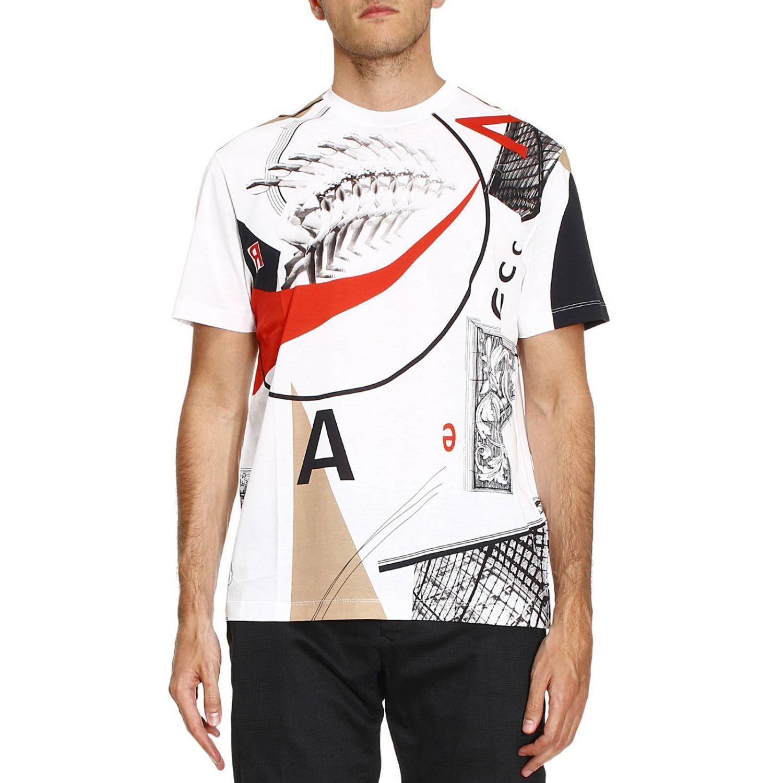 T-shirt T-shirt Men Versace