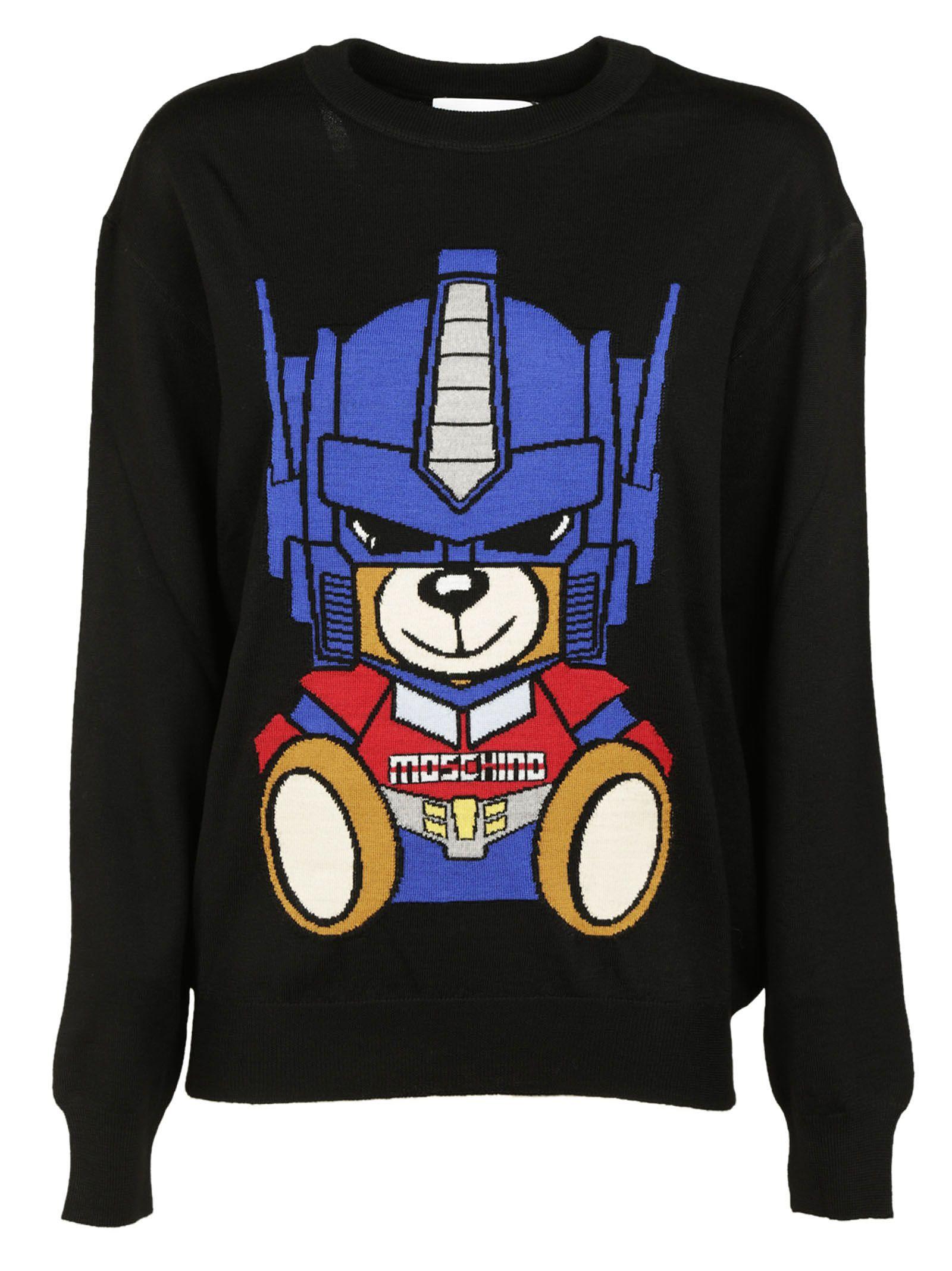 Moschino Transformer Sweater