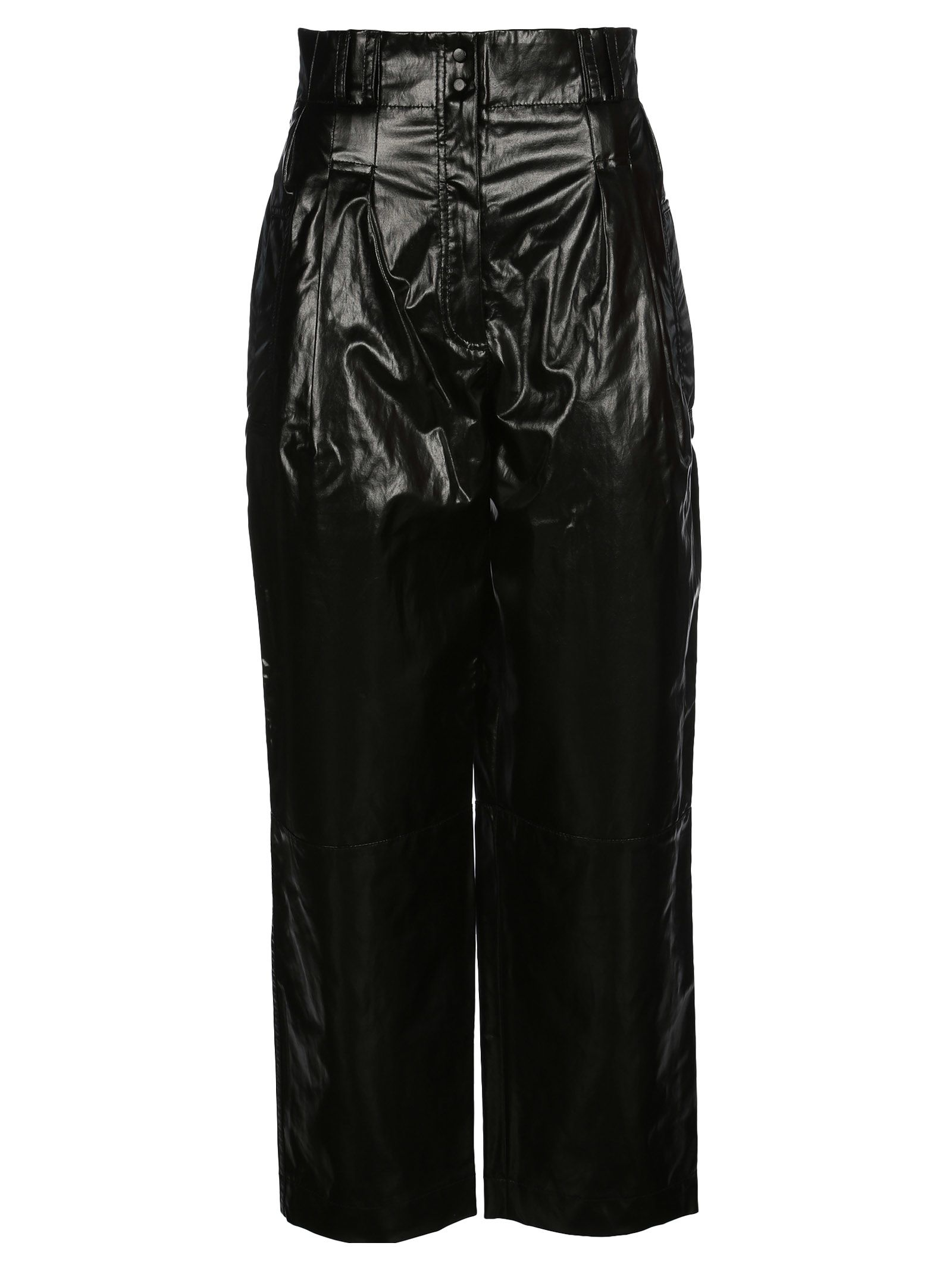 Philosophy Di Lorenzo Serafini High-waisted Cropped Trousers