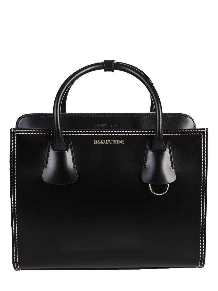 Brushed Leather Bag