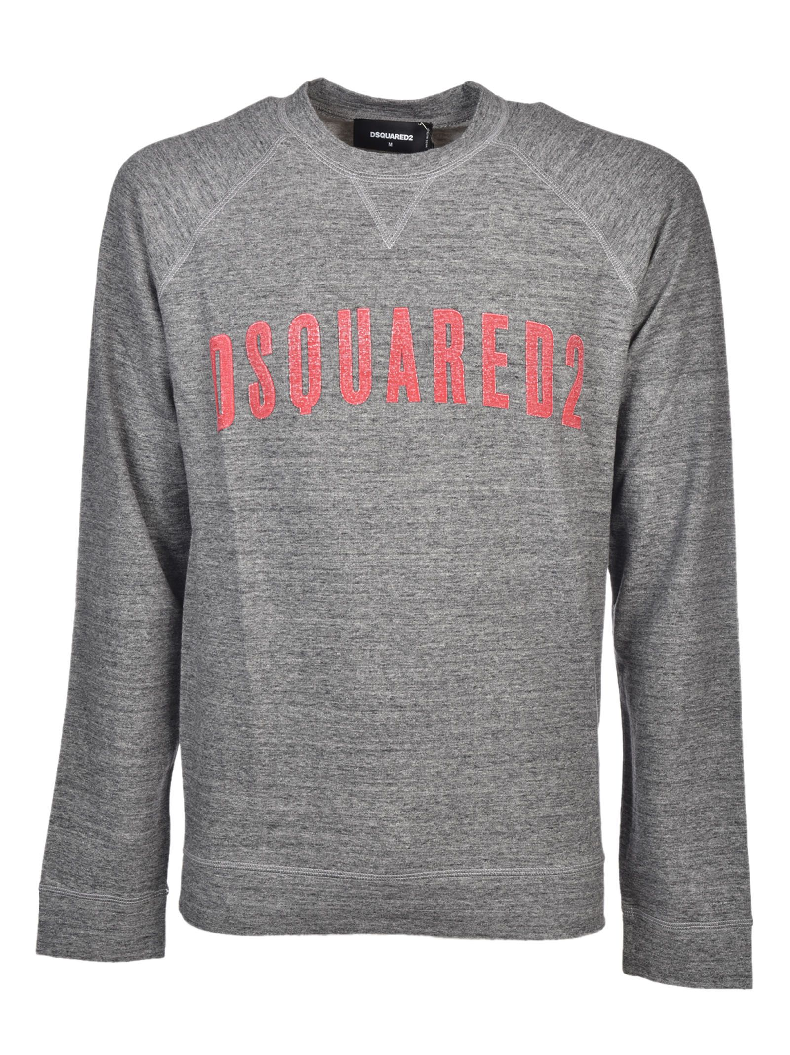 Dsquared2 Logo Front Sweatshirt