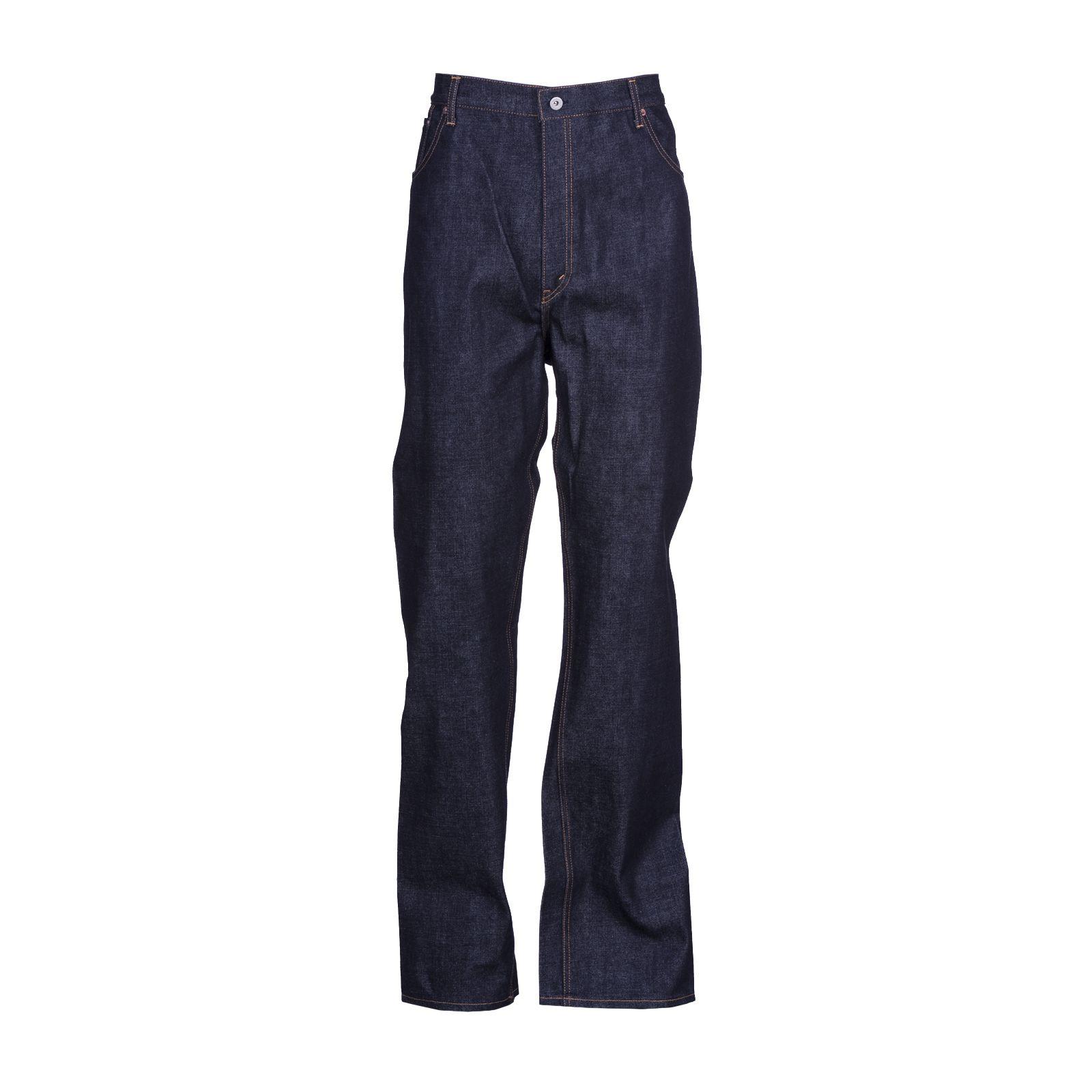 Wide-leg Jeans From Junya Watanabe