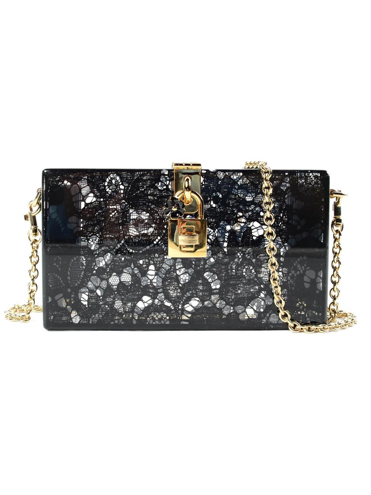 Dolce & Gabbana Dolce & Gabbana Dolce Box Clutch