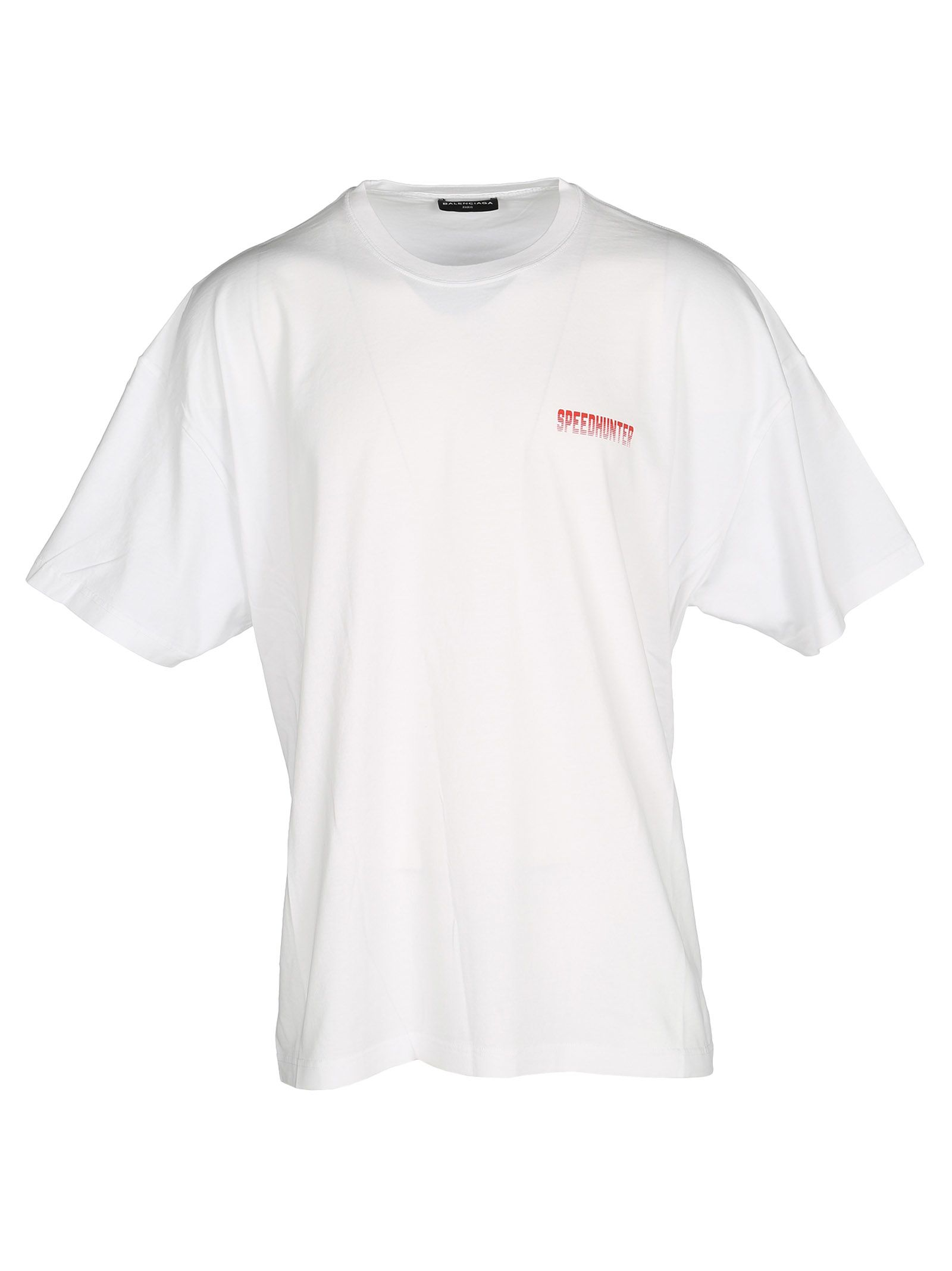 balenciaga t shirt mens white