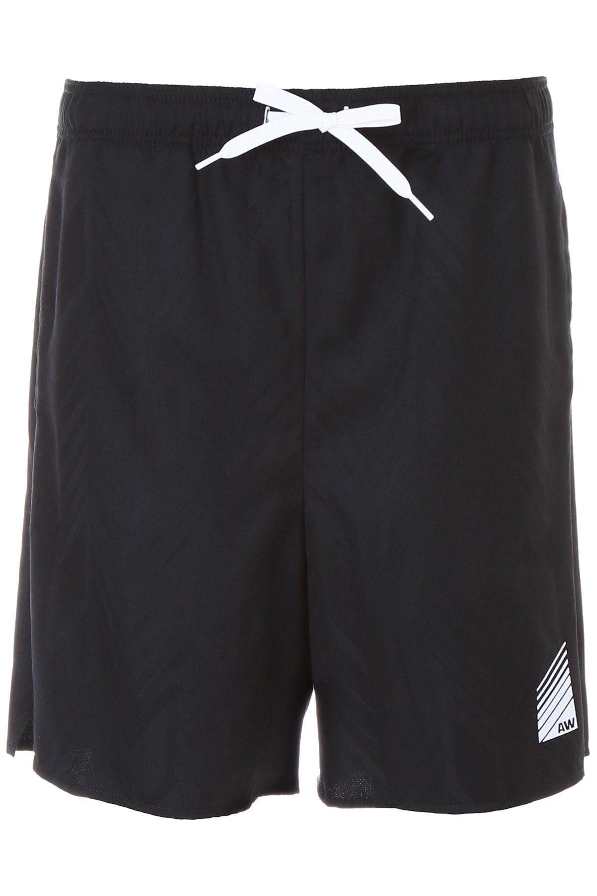Jacquard Wool Bermuda Shorts