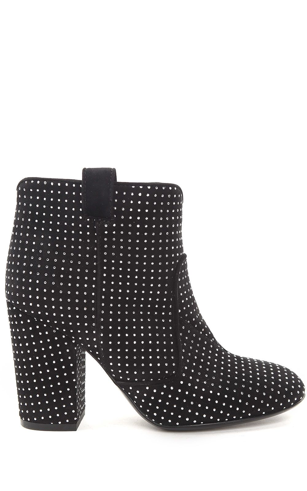 Laurence Dacade Pete Studs Suede Ankle Boots