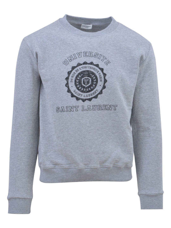 Saint Laurent Université Saint Laurent Sweatshirt