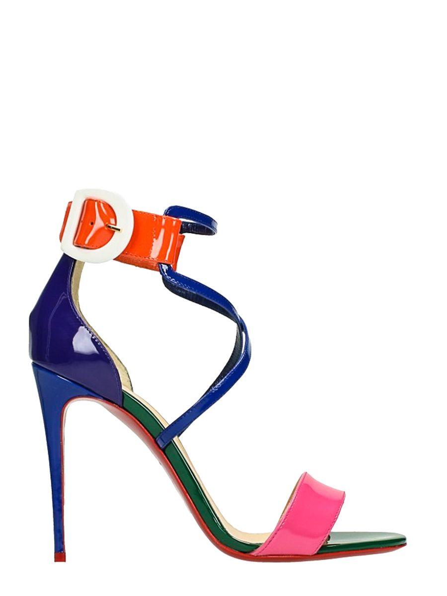 Christian Louboutin Choca 100 Sandals