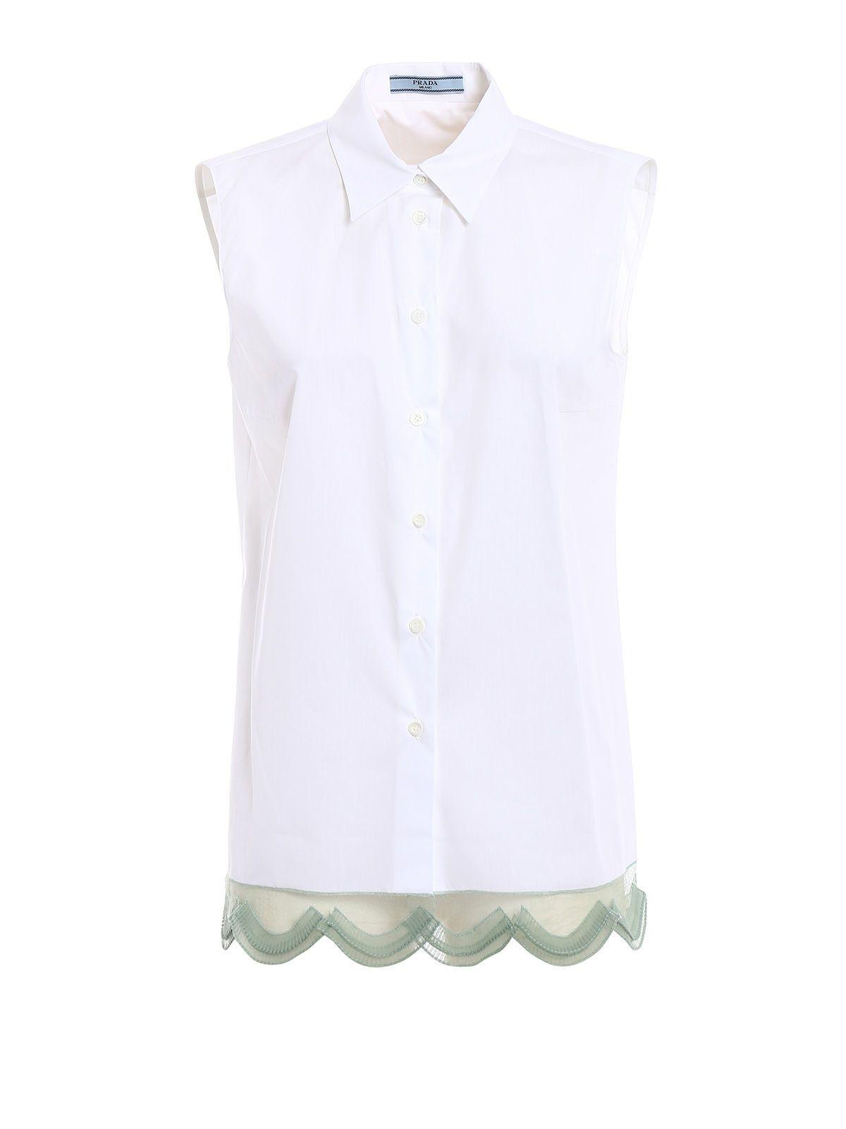 Prada Pop. compact+cigaline Shirt