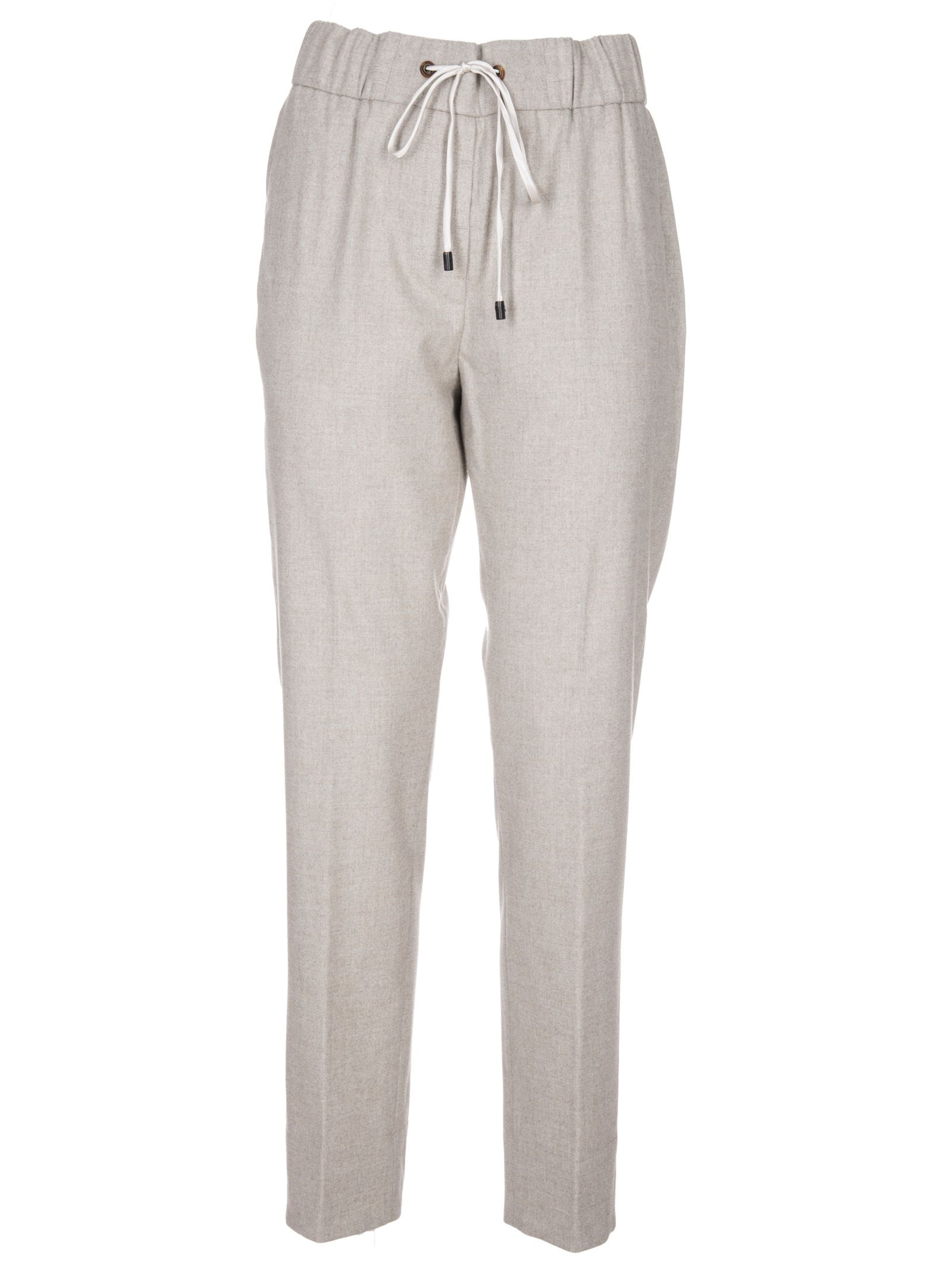 Peserico Cropped Track Pants