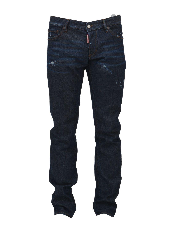 Dsquared2 Slim Fit Jeans