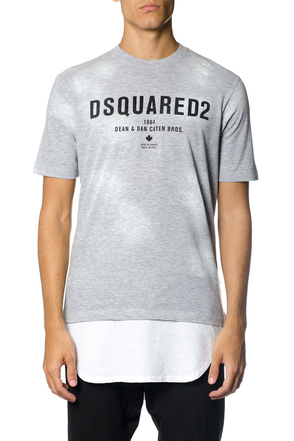 Dsquared2 Double Layer T-shirt