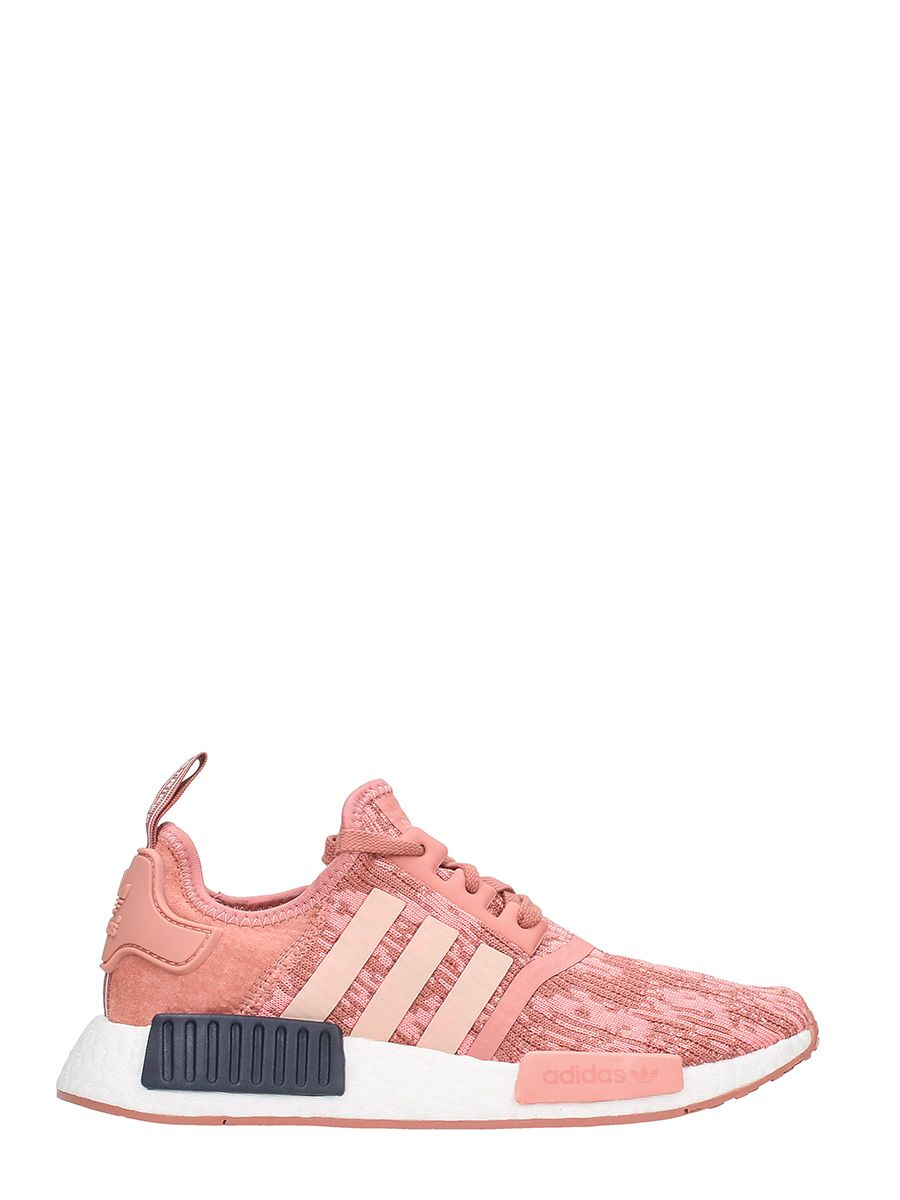 Adidas Nmd R1 Primeknit Raw Pink