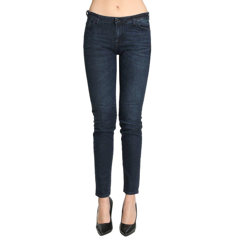Jeans Pants Women Armani Jeans