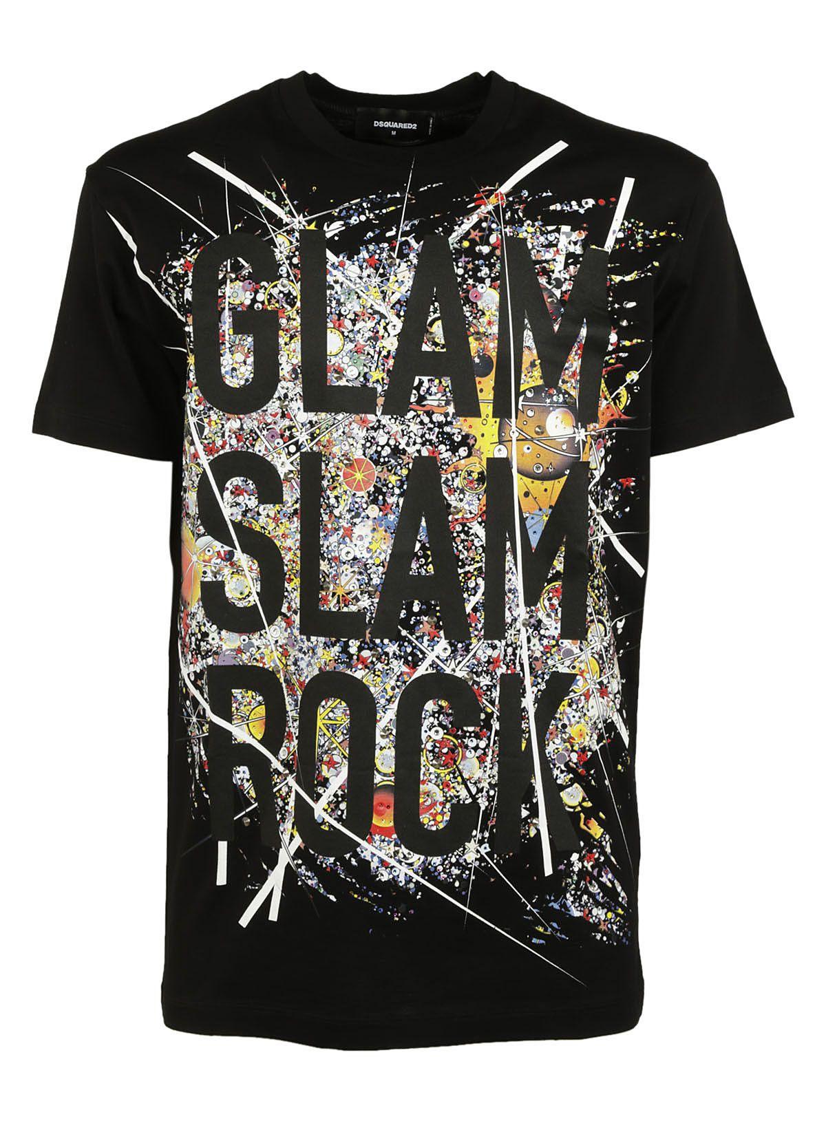 Dsquared2 Dsquared2 Glam Slam Rock T-shirt