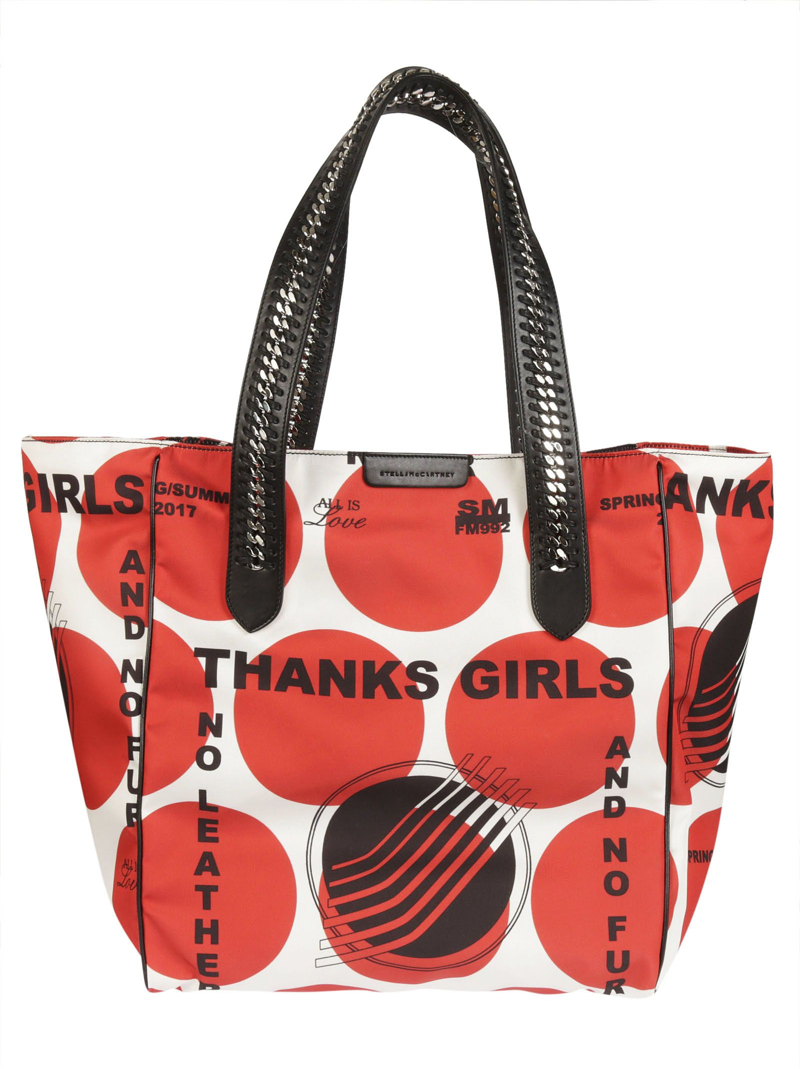 Stella Mccartney Thanks Girls Tote