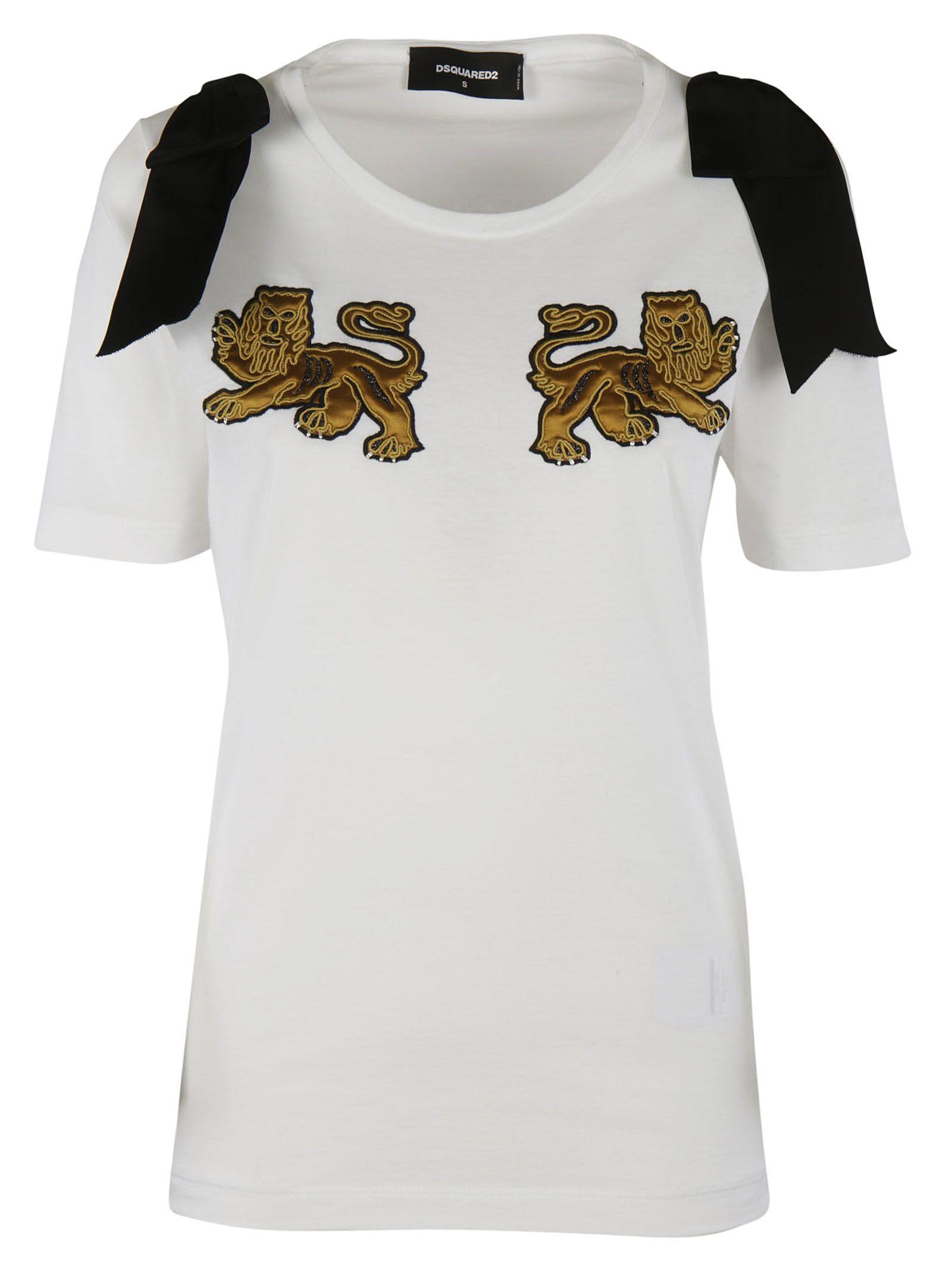 Dsquared2 Lion T-shirt