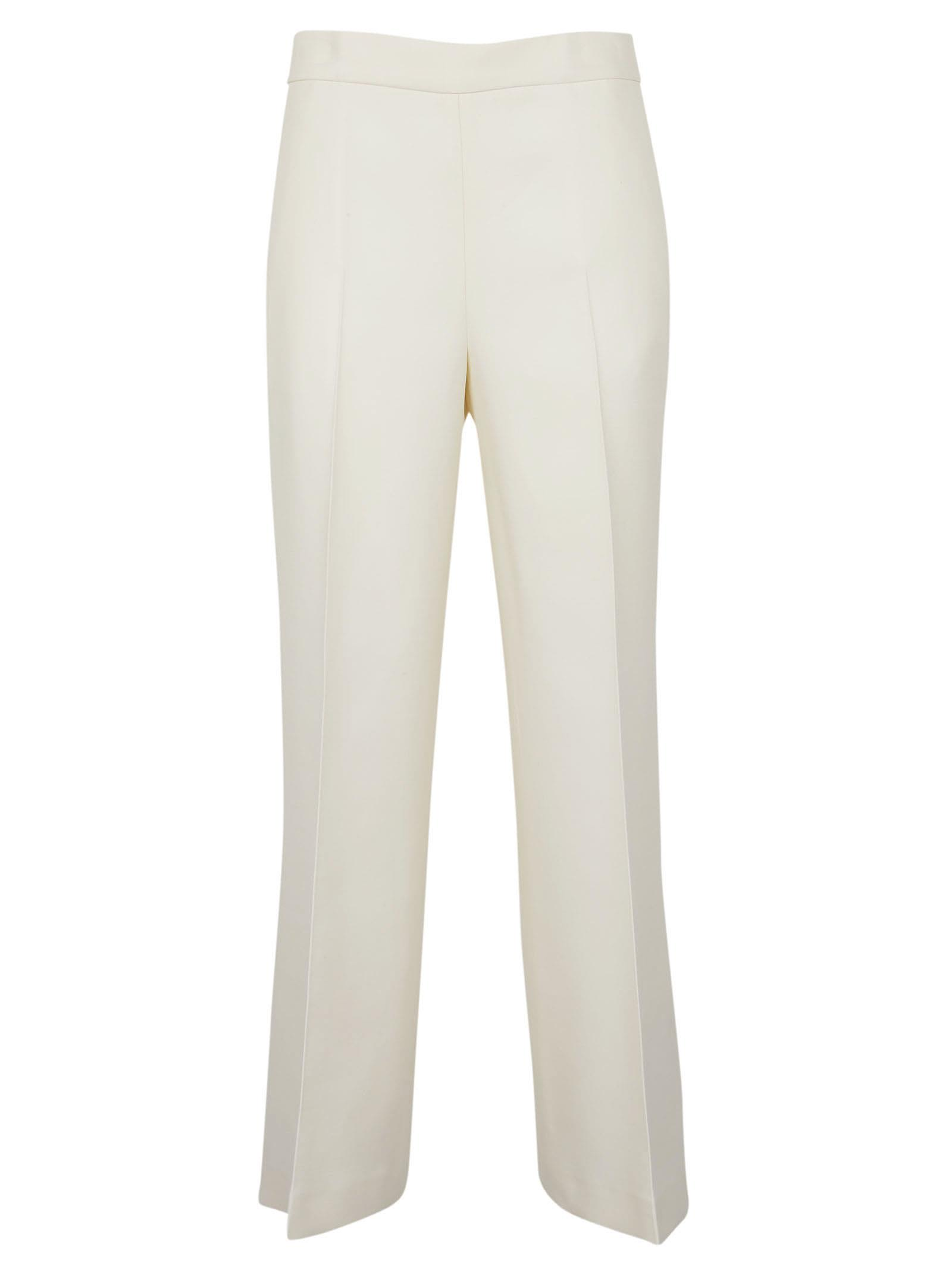 Fendi High Waisted Ankle Length Trousers