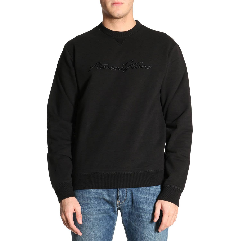Sweatshirt Sweater Men Armani Jeans