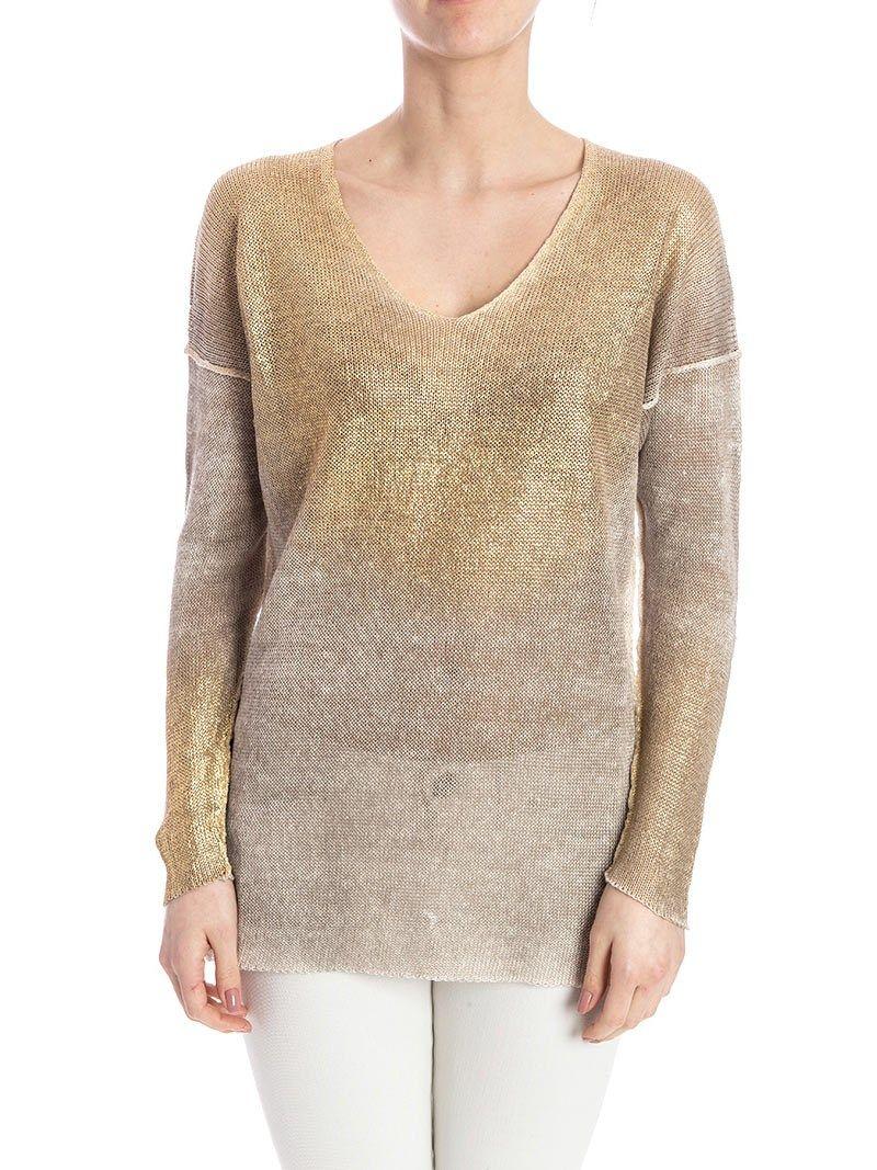 Avant Toi - Linen Sweater