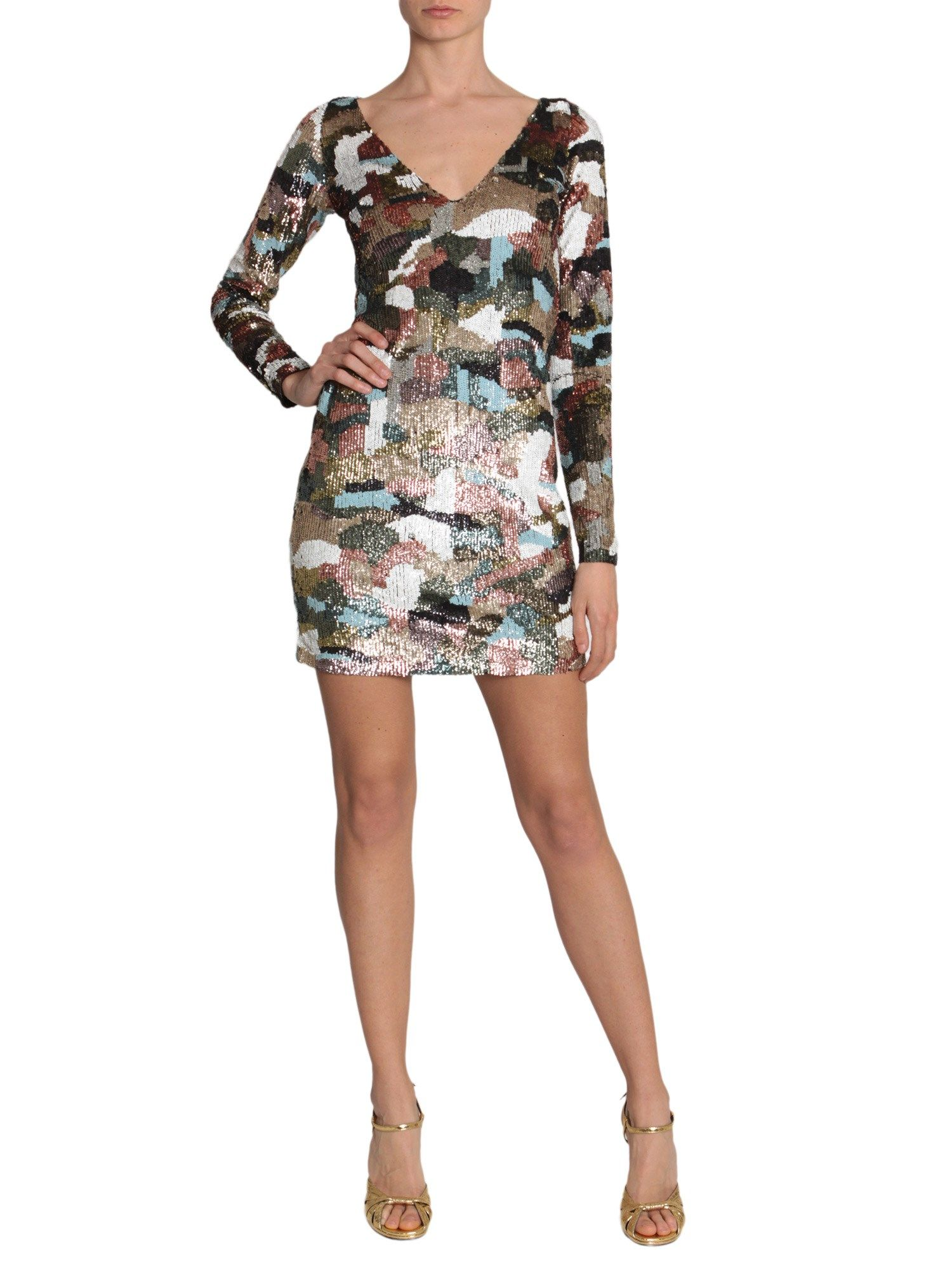 Fantasy Print Dress