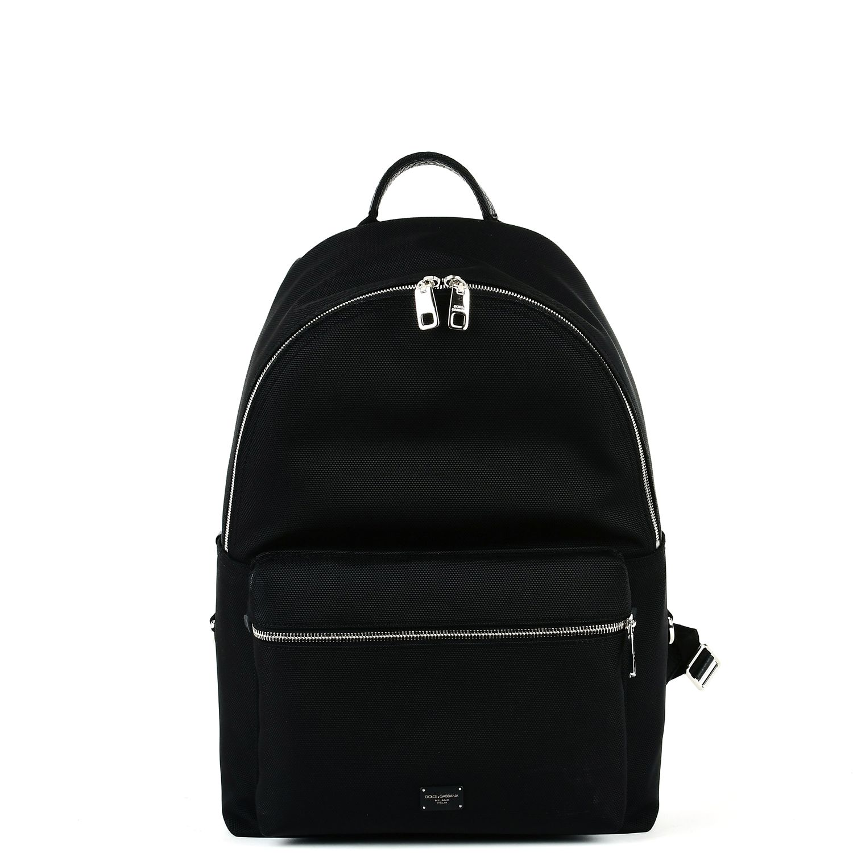 Dolce & Gabbana Volcano Backpack Canvas