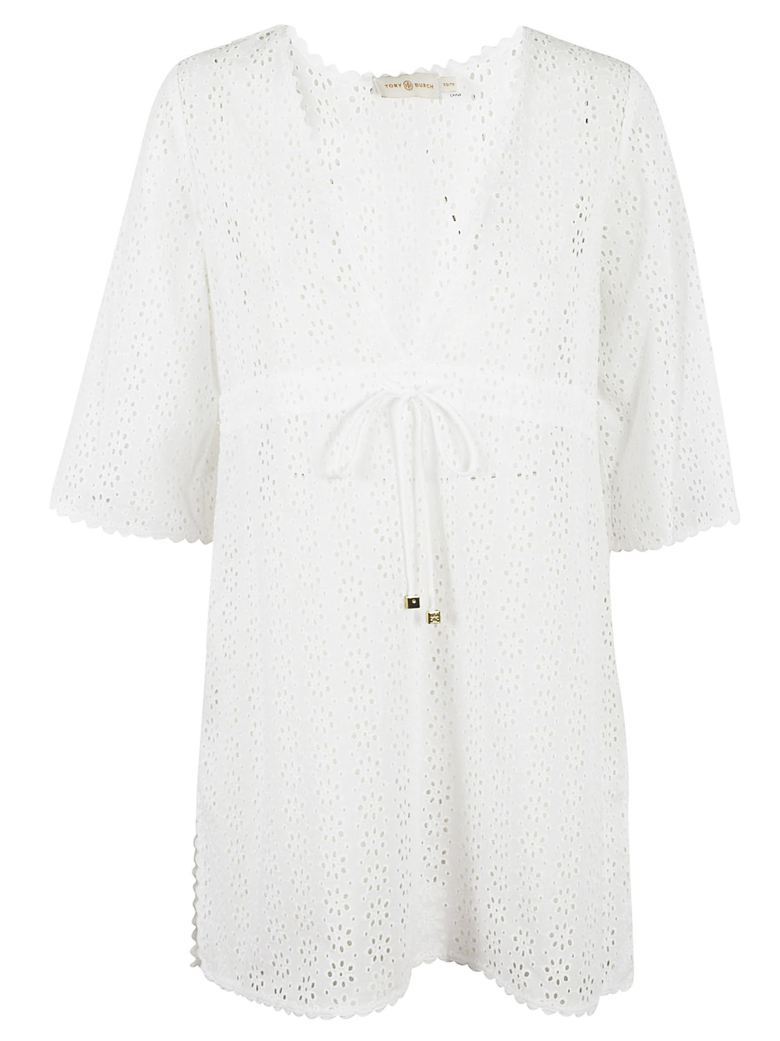 Tory Burch Perforated Dress