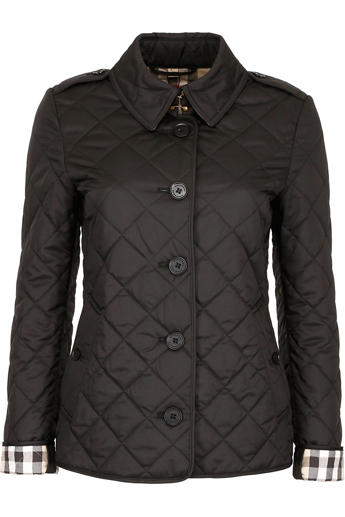 Frankby Quilted Jacket 9857929