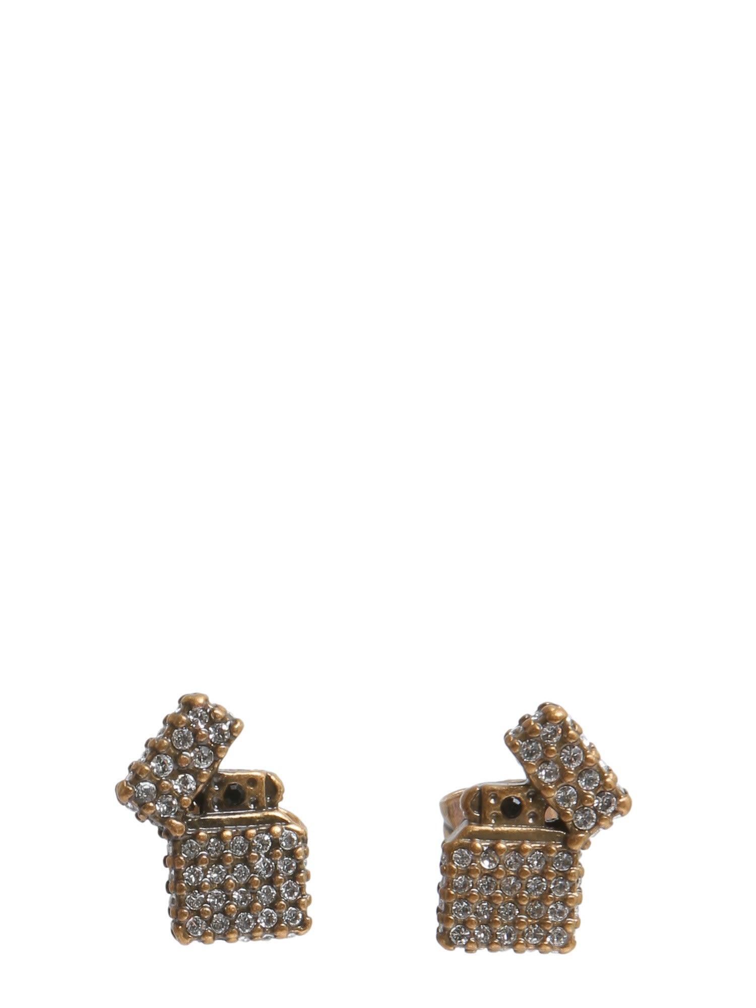 Lighter Stud Earrings