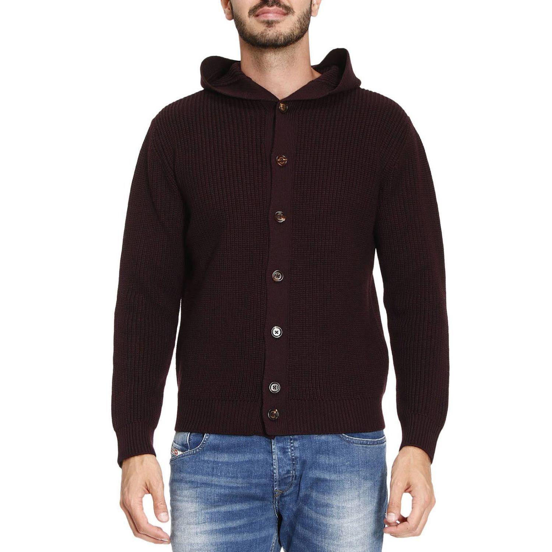 Cardigan Sweater Men Eleventy