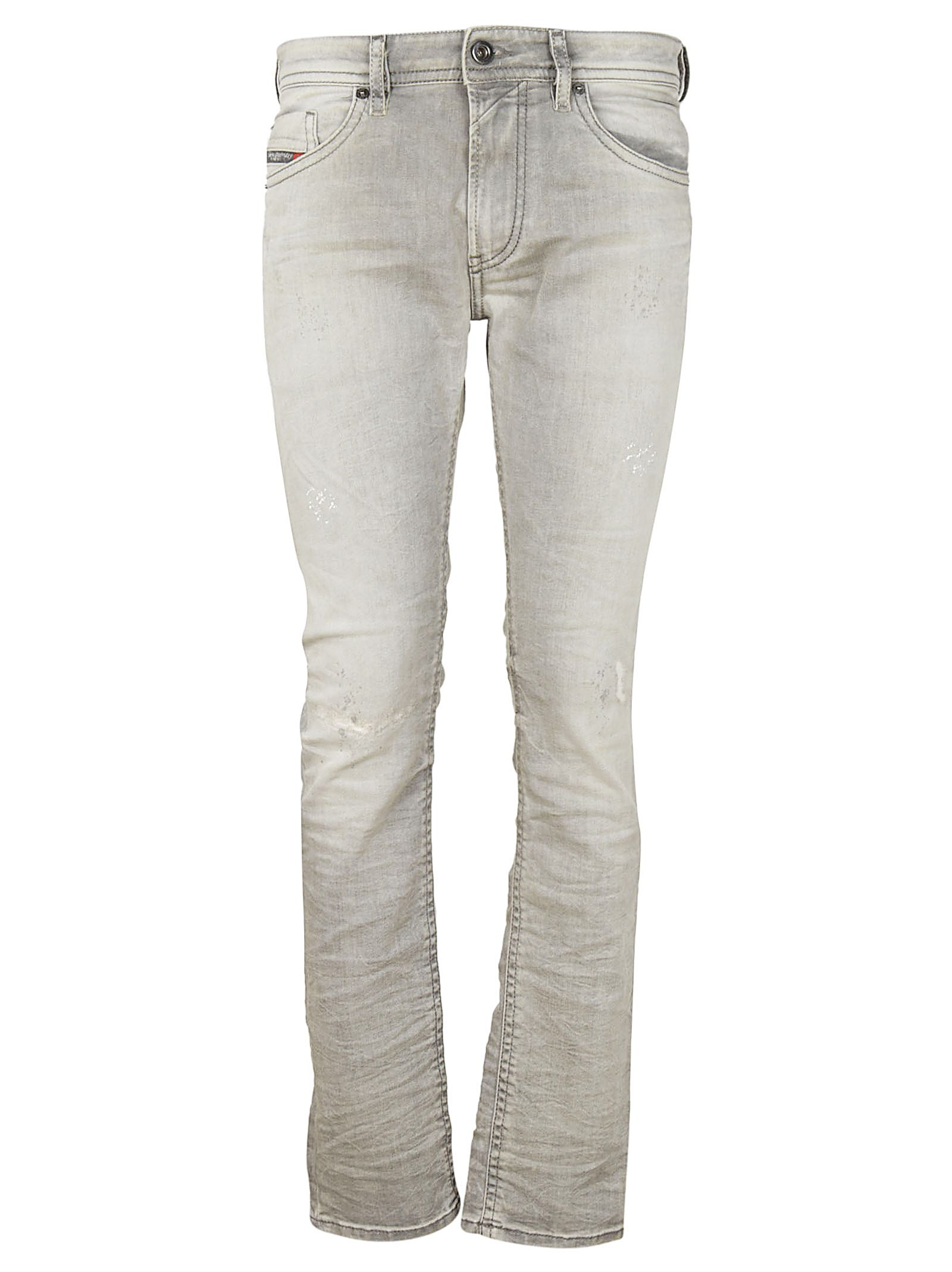 Diesel Classic Stone Washed Jeans
