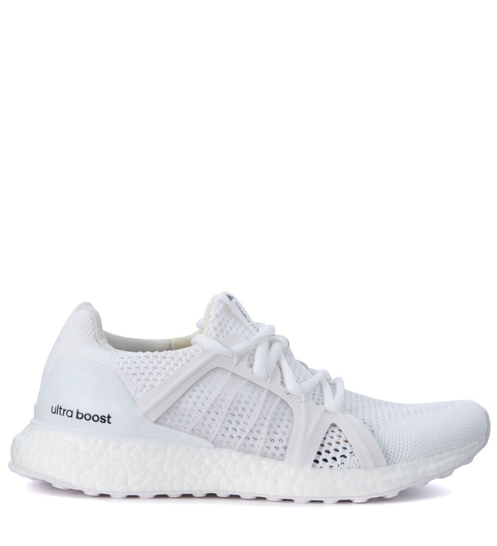 Adidas By Stella Mccartney Ultra Boost White Sneaker
