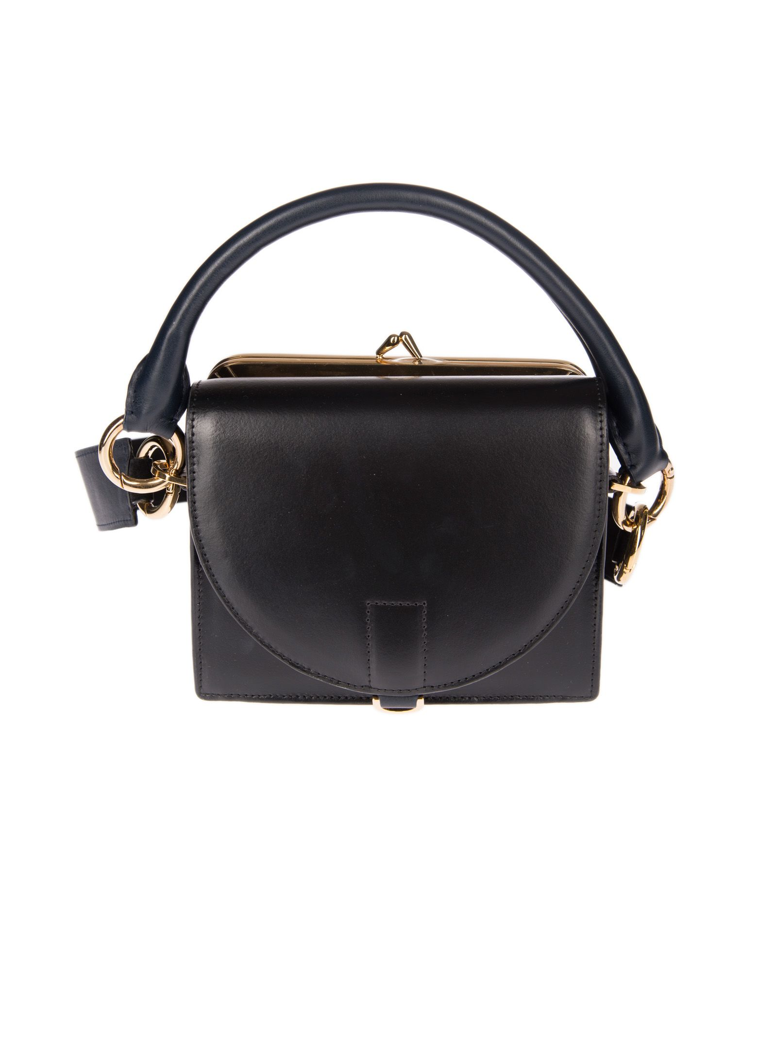 Sacai Mini Hybrid Purse Shoulder Bag