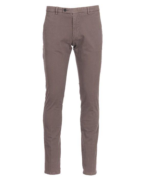 Berwich Cotton Trousers
