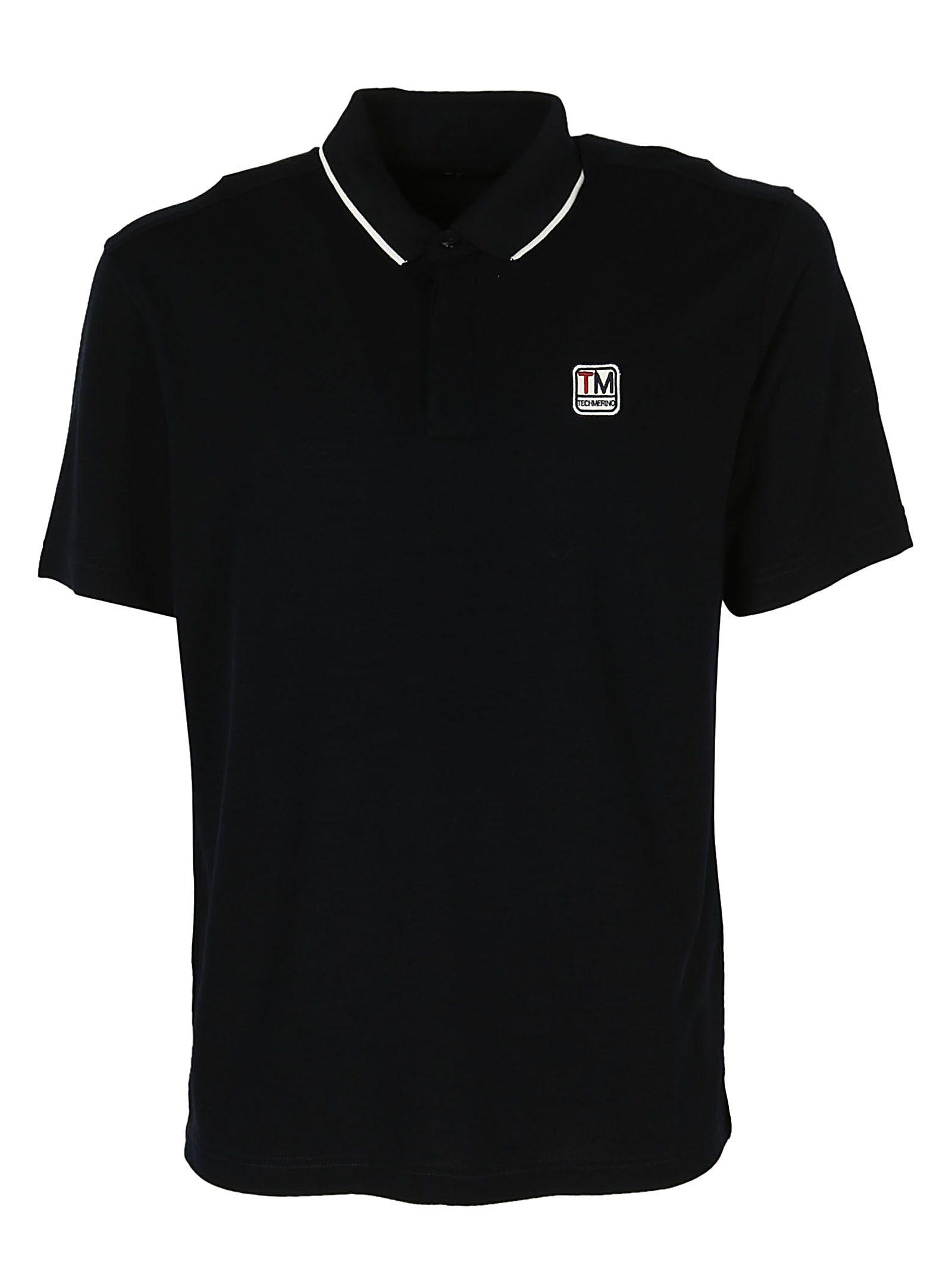 Z Zegna X Techmerino Polo Shirt