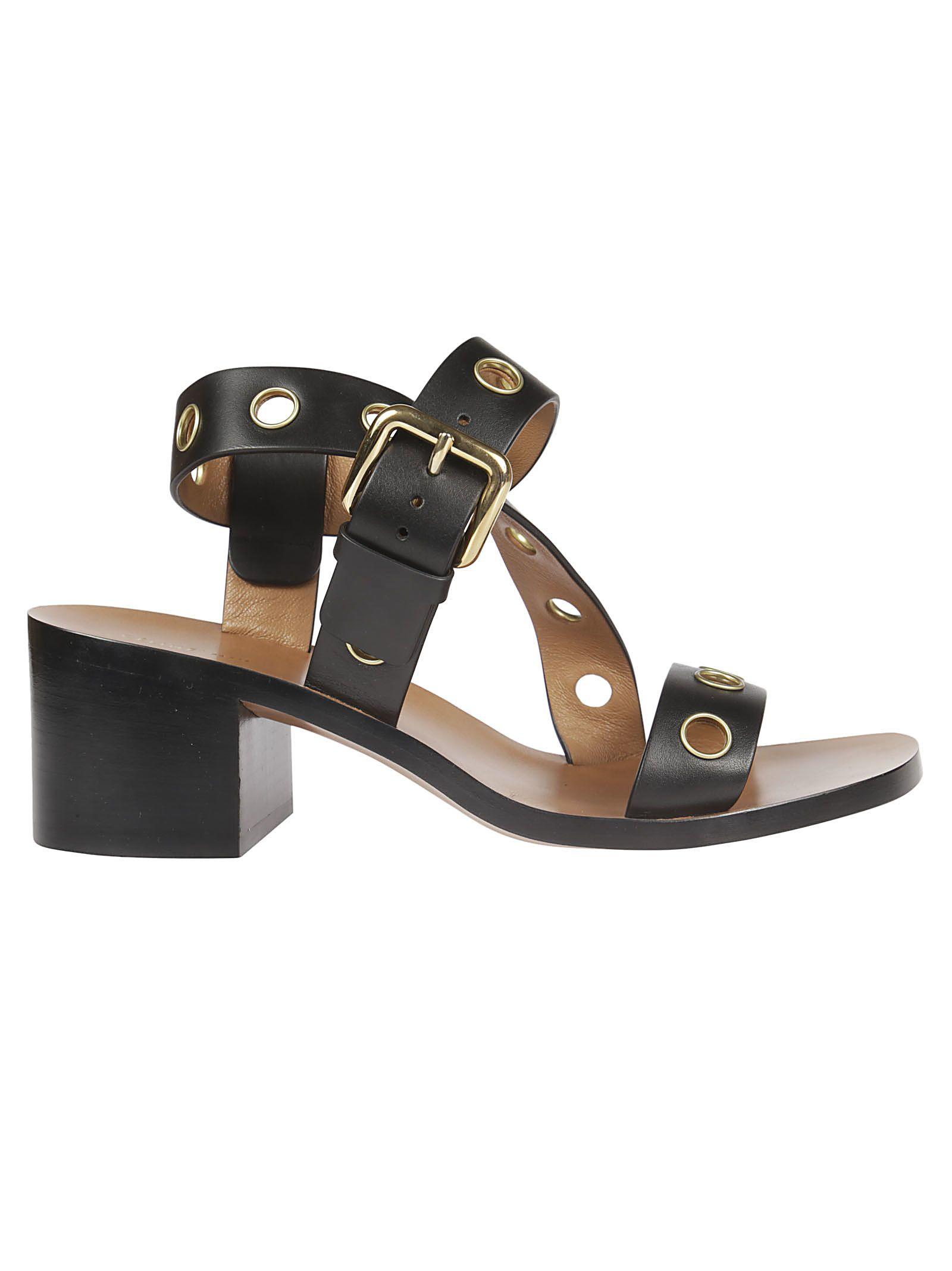 Celine Hole Sandals