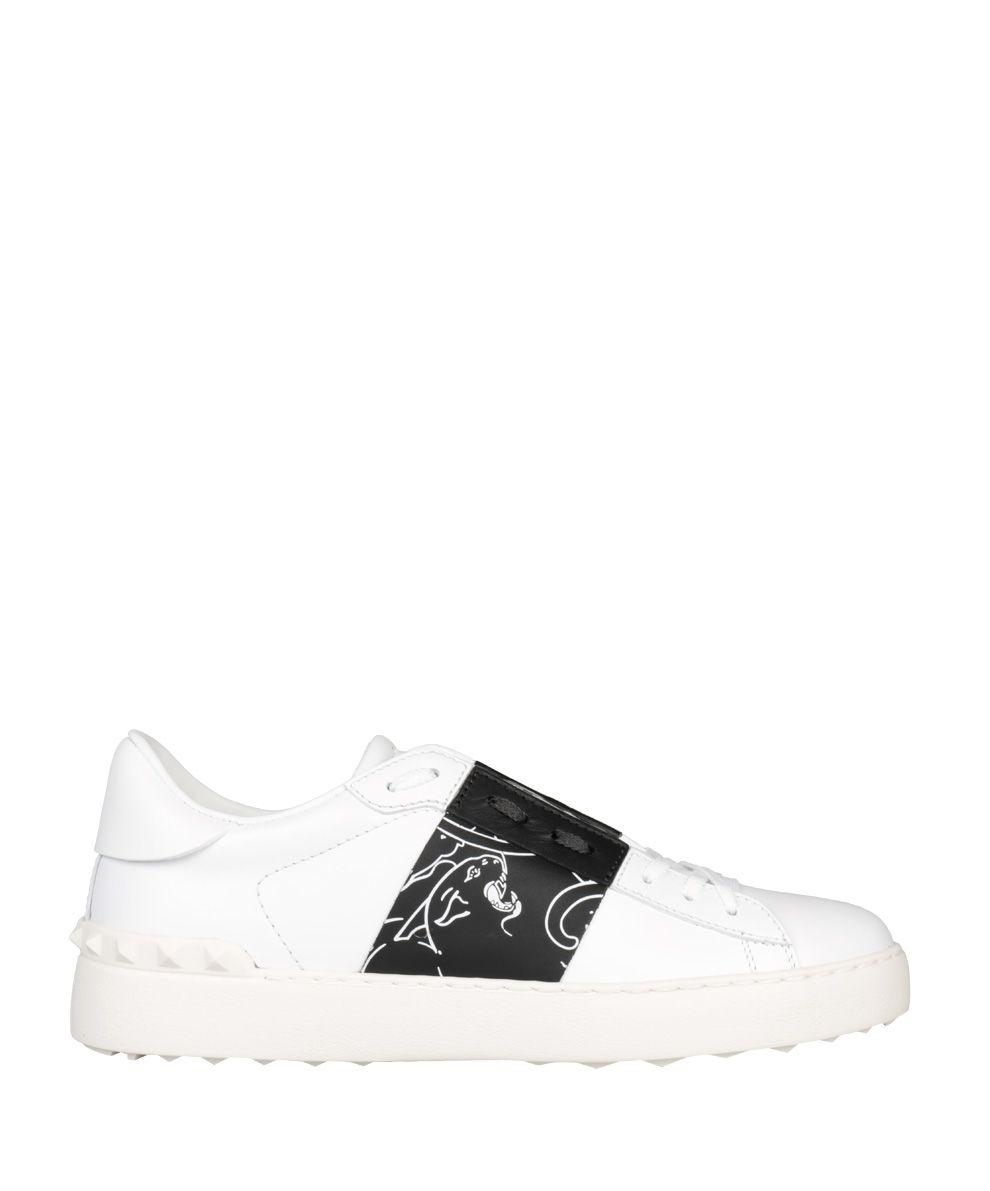 Valentino Garavani Panther Open Sneakers
